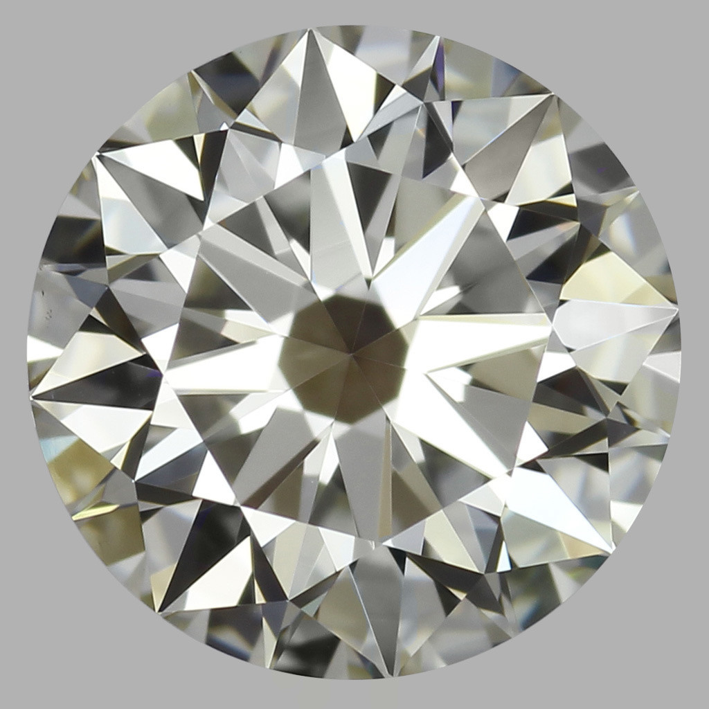 1.02 Carat Round Brilliant Diamond (J/VS1)