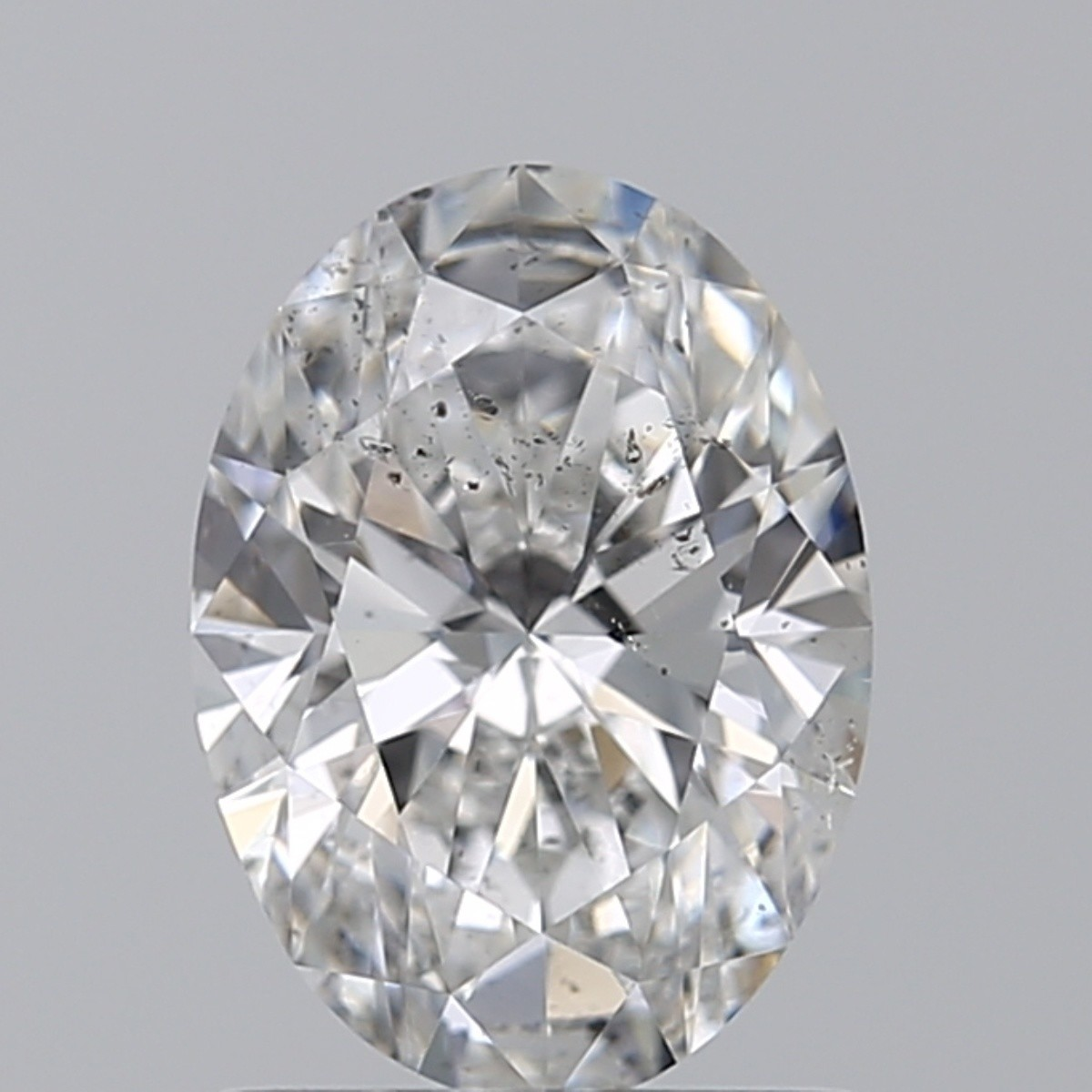 1.01 Carat Oval Diamond (E/SI2)