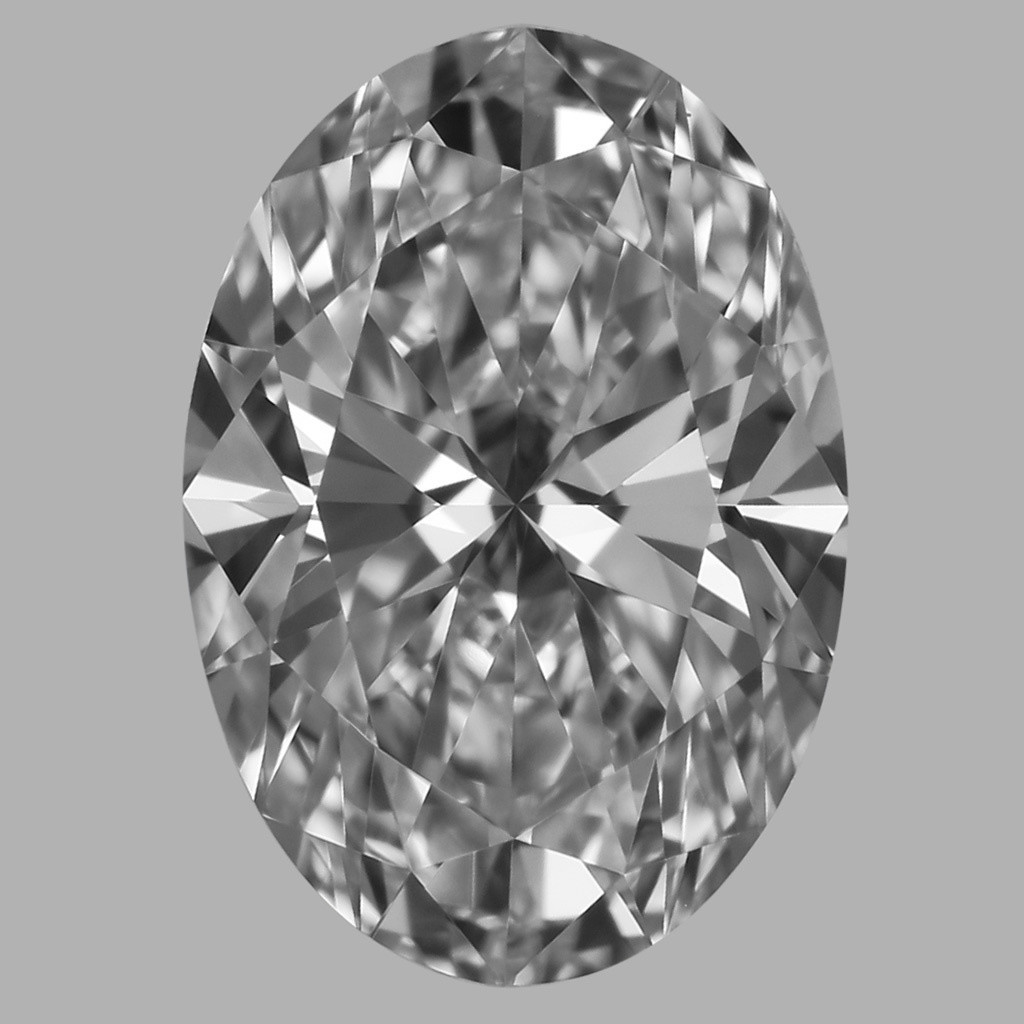 0.75 Carat Oval Diamond (E/IF)