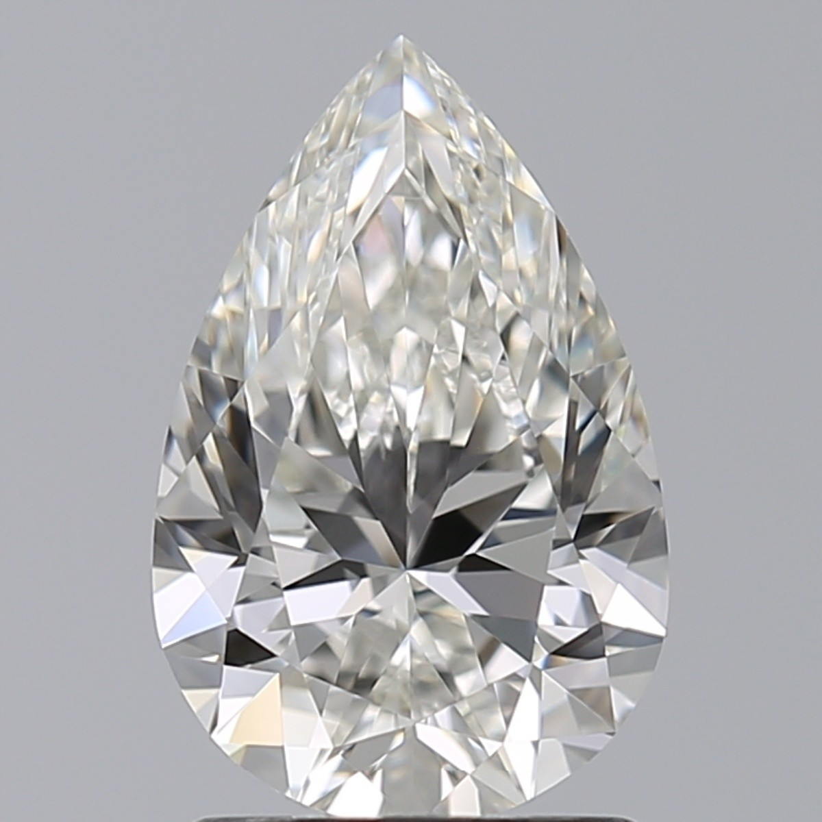 1.51 Carat Pear Diamond (H/IF)