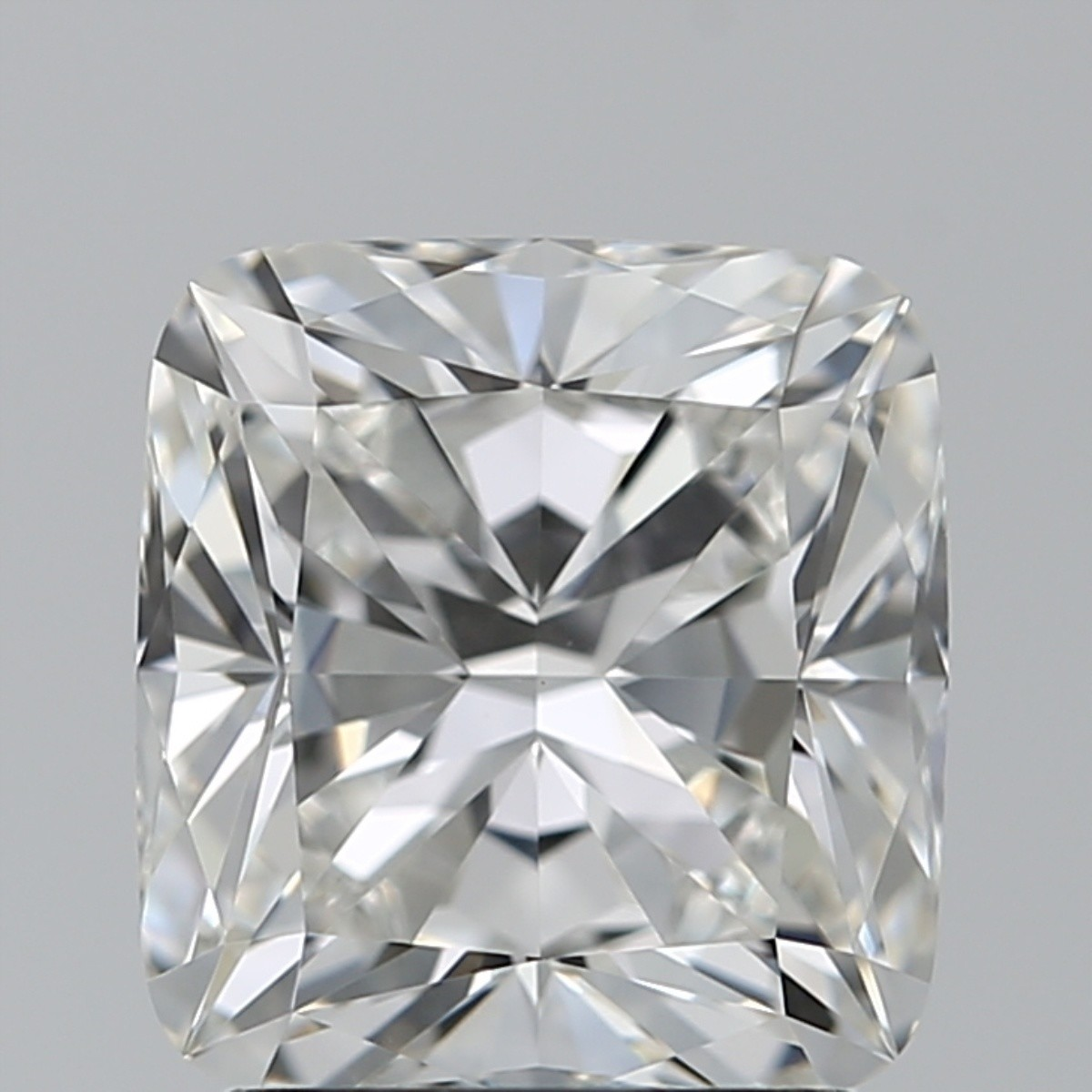 2.03 Carat Cushion Diamond (F/VS1)