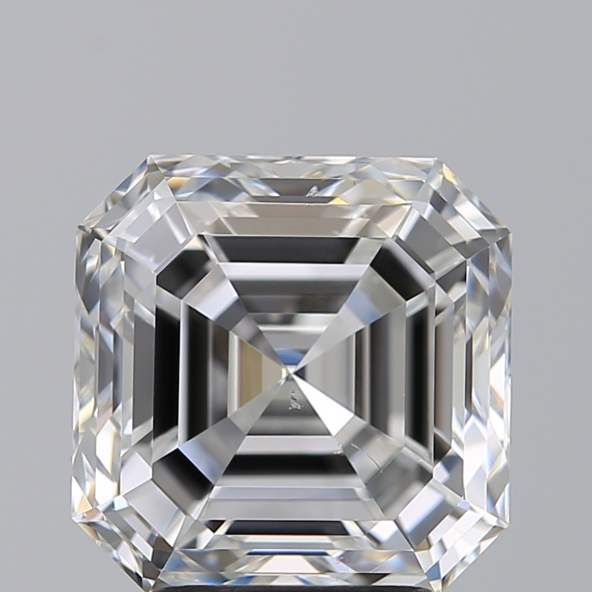 4.01 Carat Asscher Diamond (E/VS2)