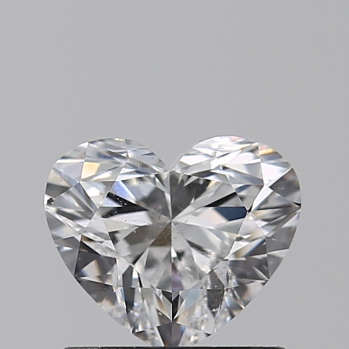 0.75 Carat Heart Diamond (D/SI1)