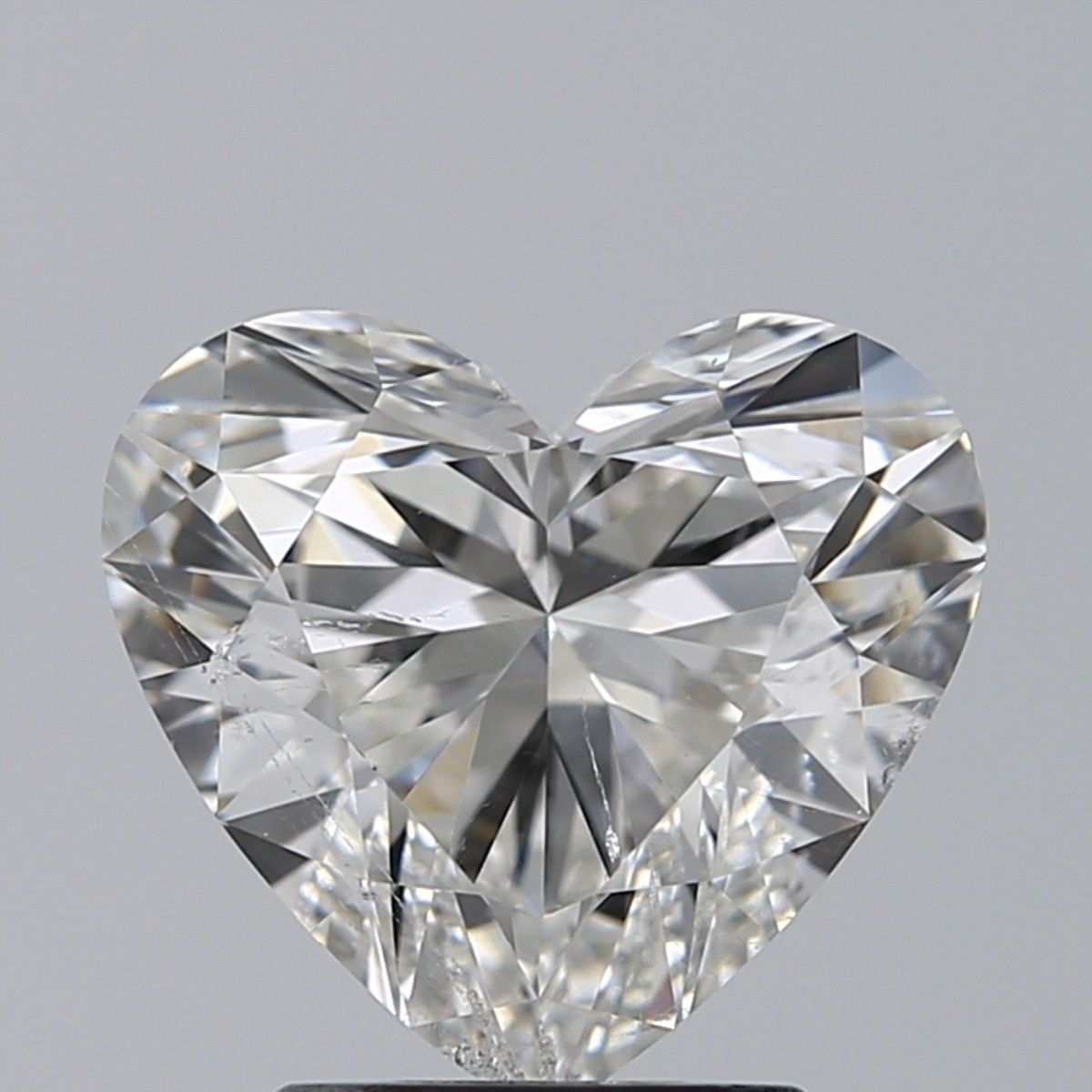 2.22 Carat Heart Diamond (G/SI2)
