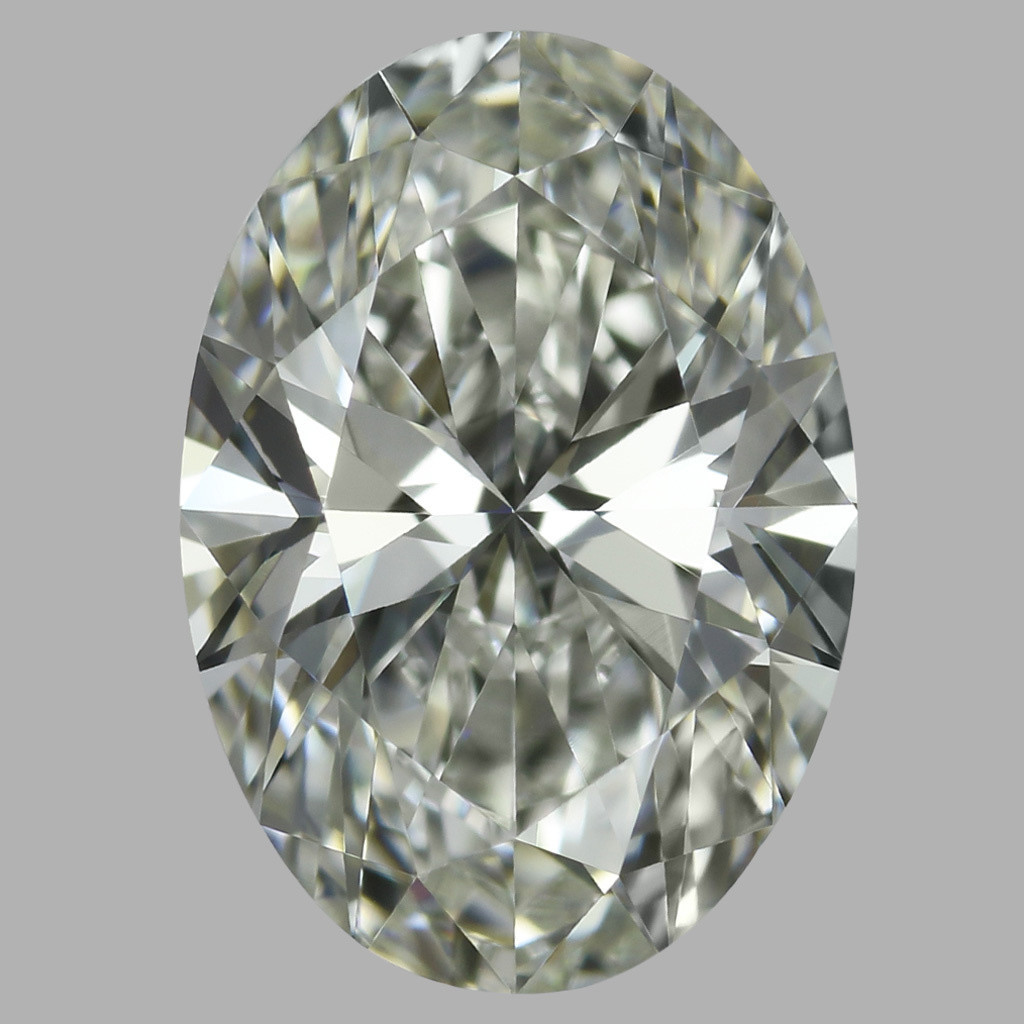 0.81 Carat Oval Diamond (H/VVS2)