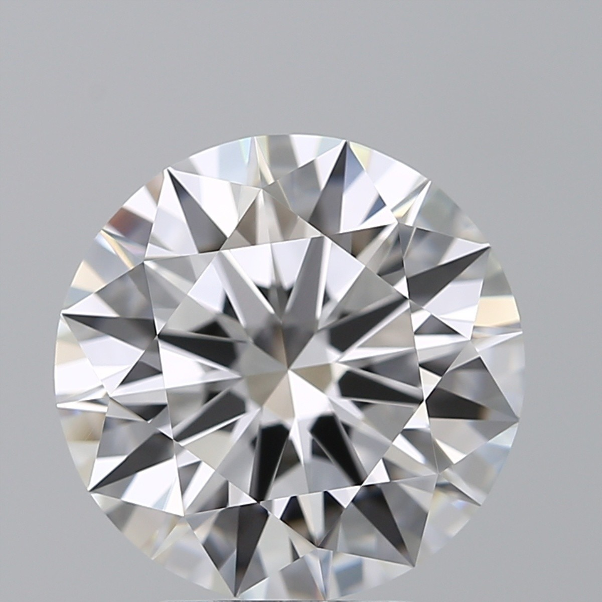 3.45 Carat Round Brilliant Diamond (D/VVS1)