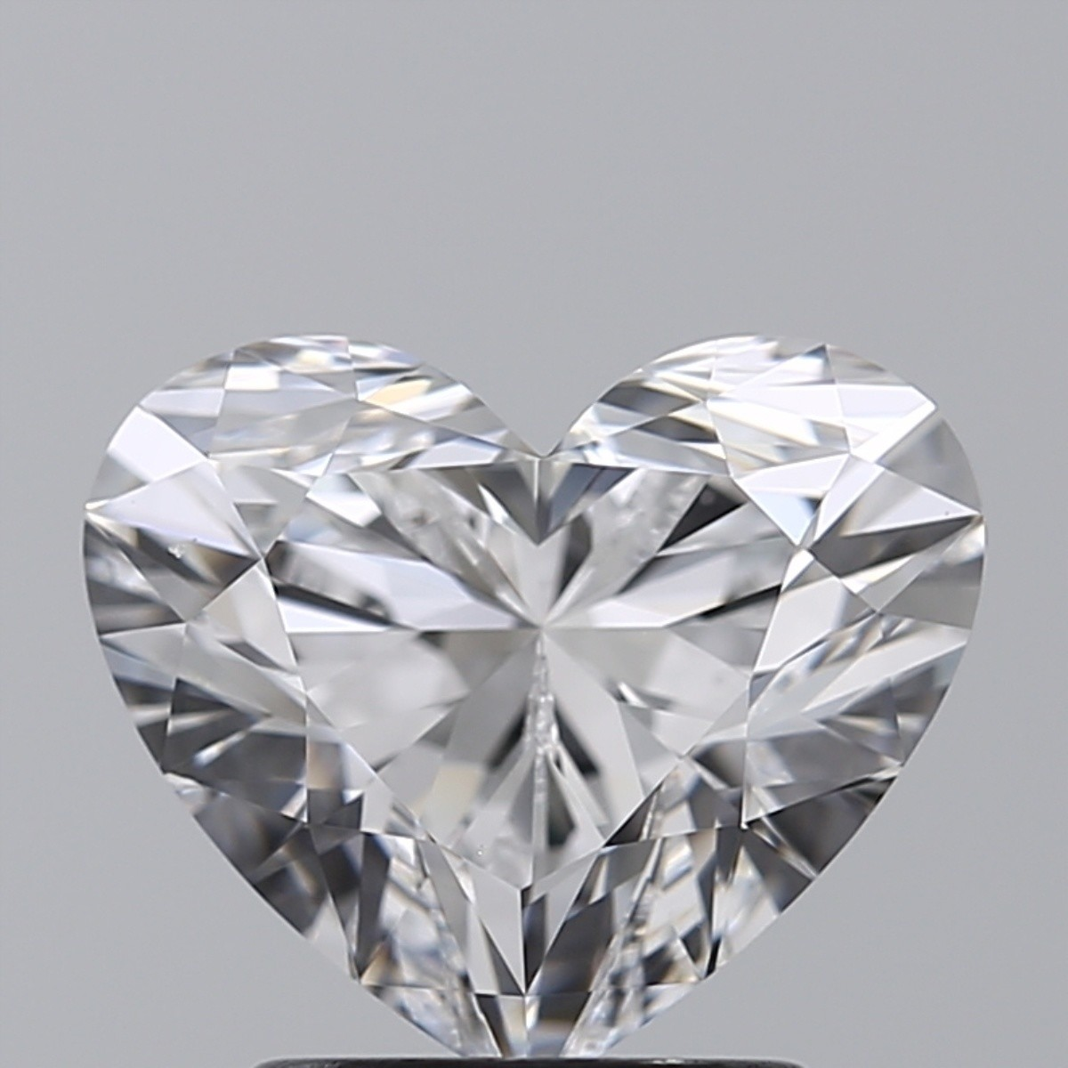 2.01 Carat Heart Diamond (D/VS2)