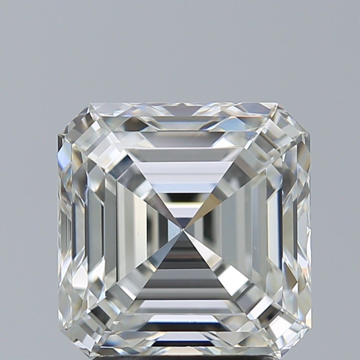 3.02 Carat Asscher Diamond (G/VS1)
