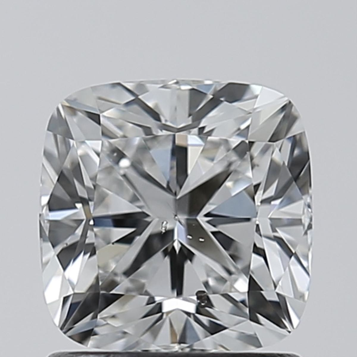 1.20 Carat Cushion Diamond (D/SI1)