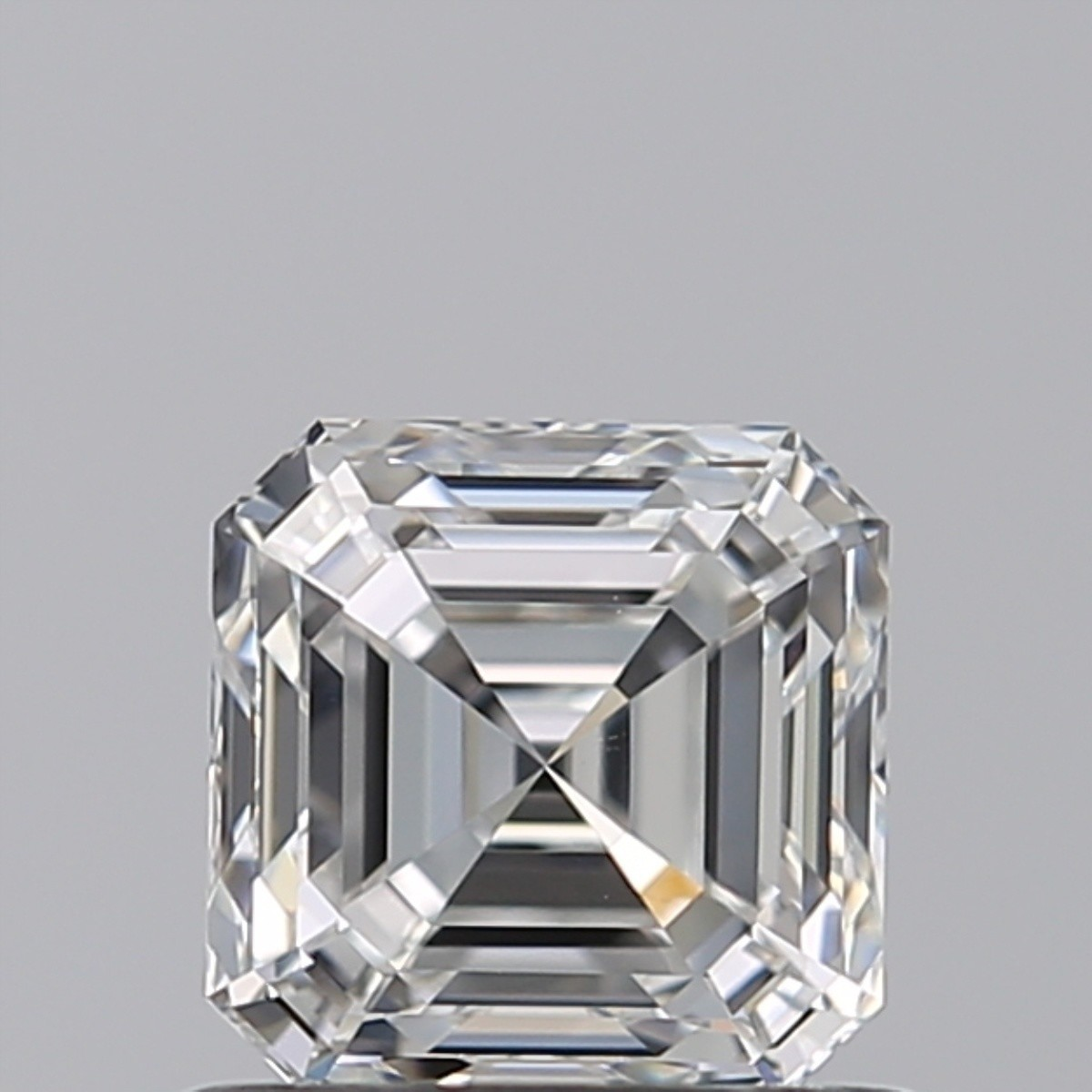 0.75 Carat Asscher Diamond (F/VS1)