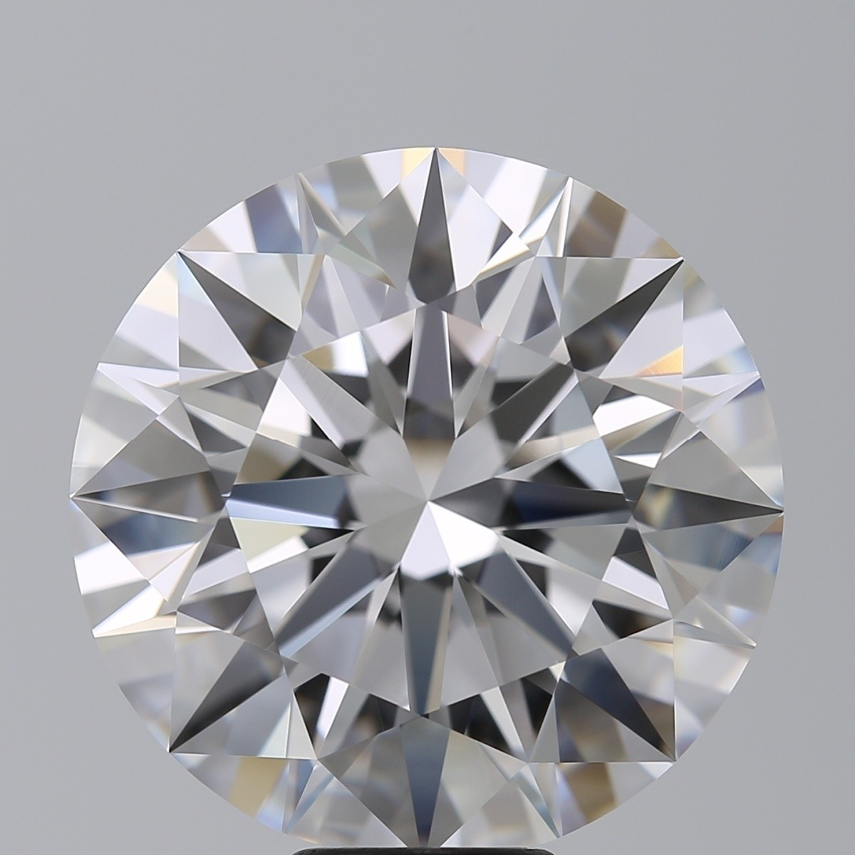13.38 Carat Round Brilliant Diamond (D/FL)