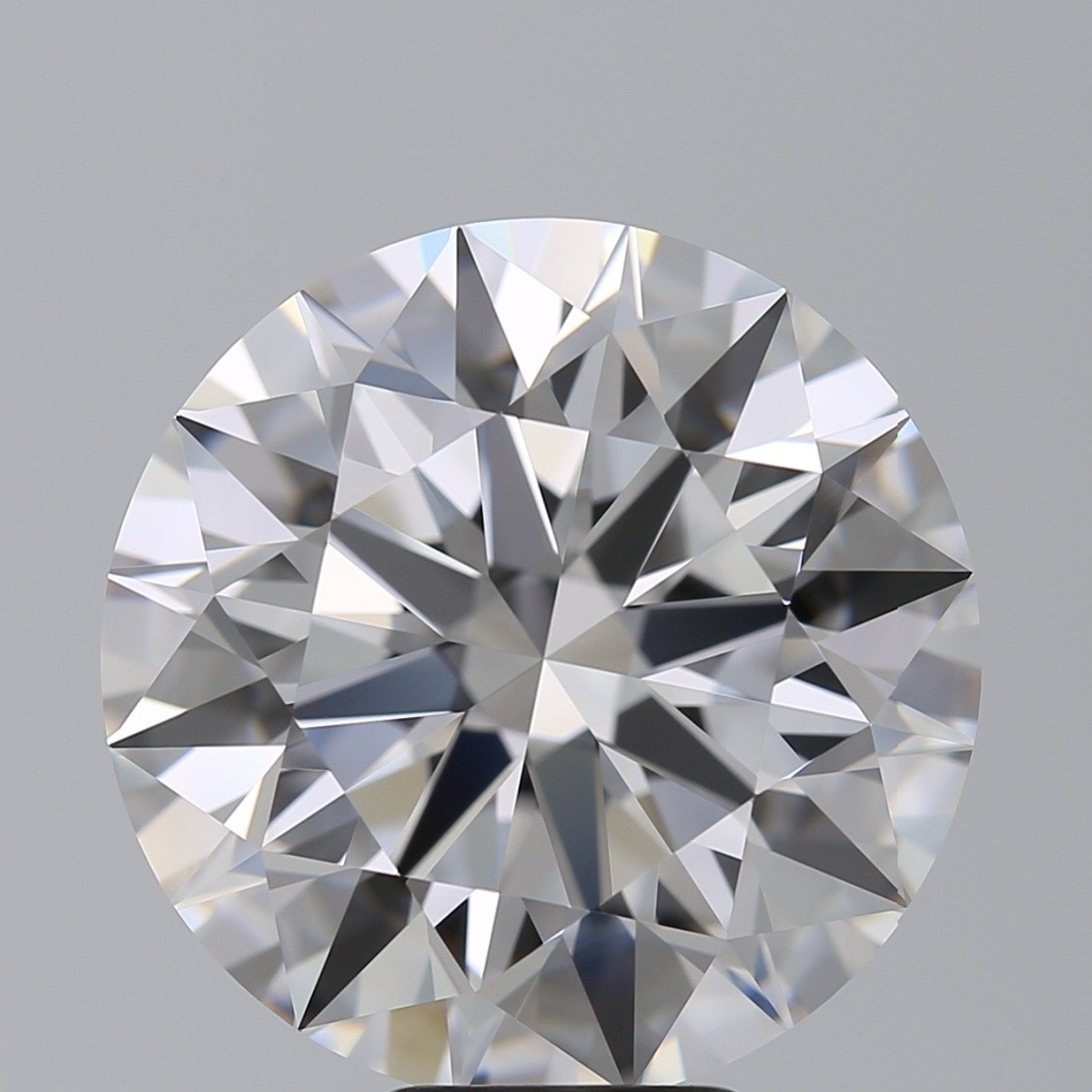 10.62 Carat Round Brilliant Diamond (D/FL)