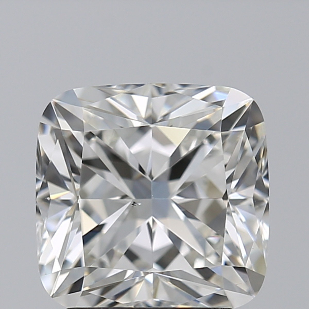 2.08 Carat Cushion Diamond (H/VS2)