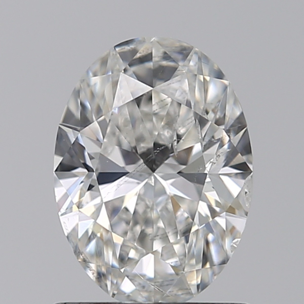 1.01 Carat Oval Diamond (F/SI2)