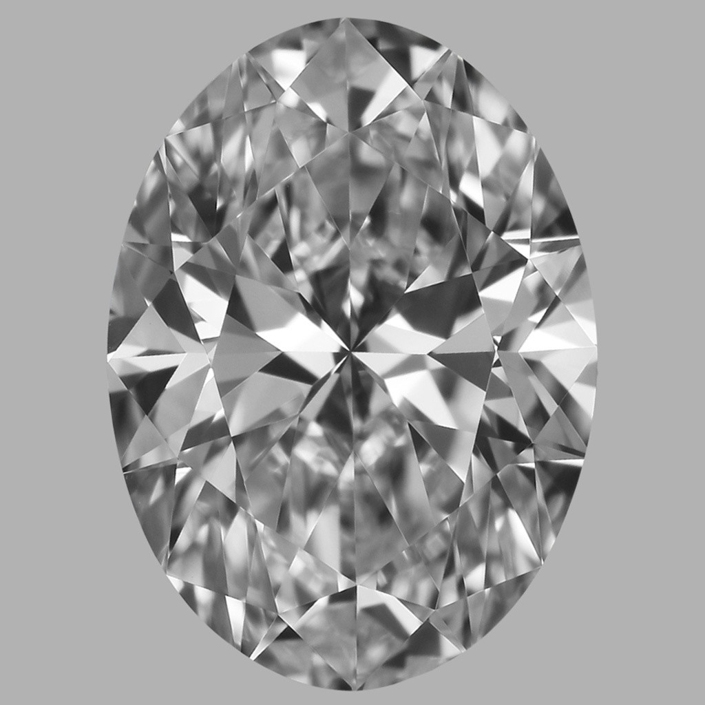 1.01 Carat Oval Diamond (E/IF)