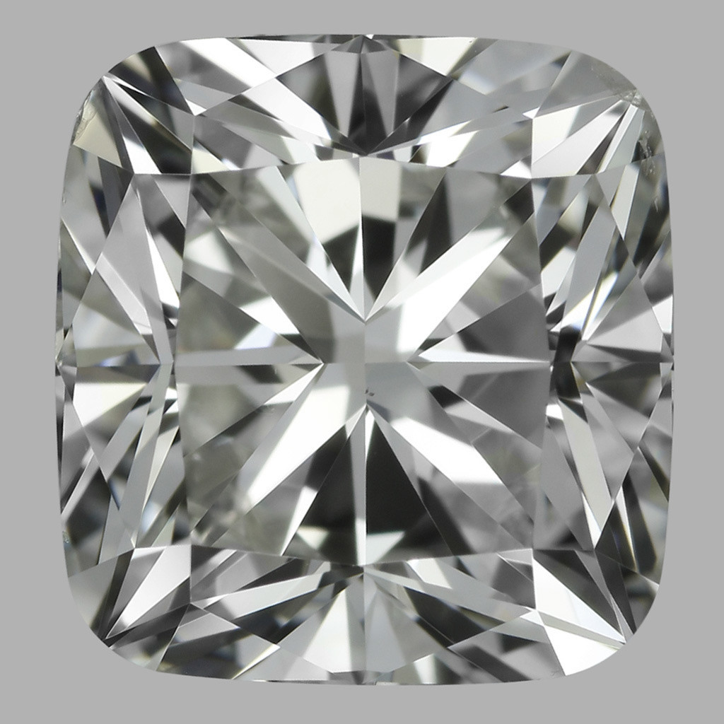 2.02 Carat Cushion Diamond (I/SI1)