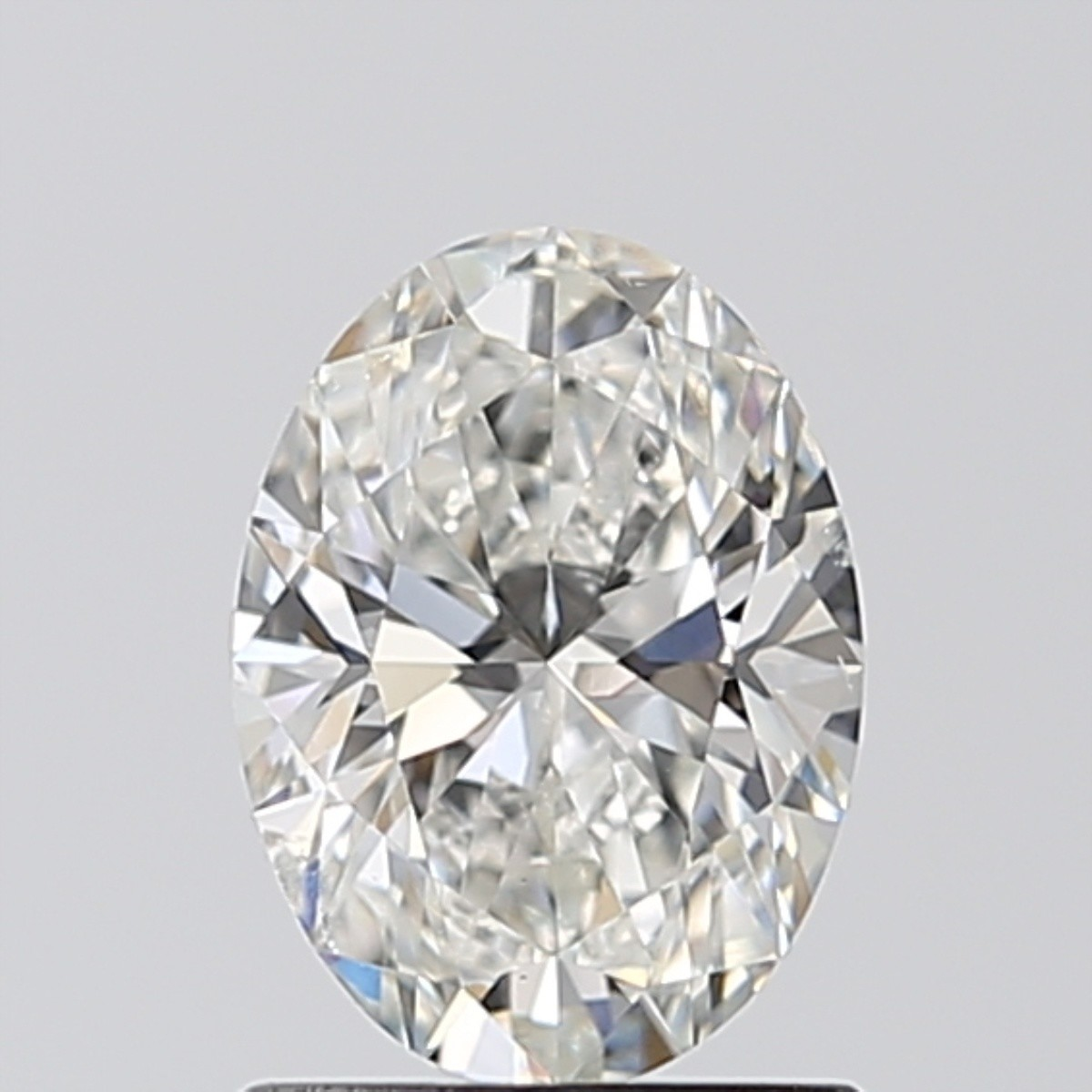 1.01 Carat Oval Diamond (H/SI1)