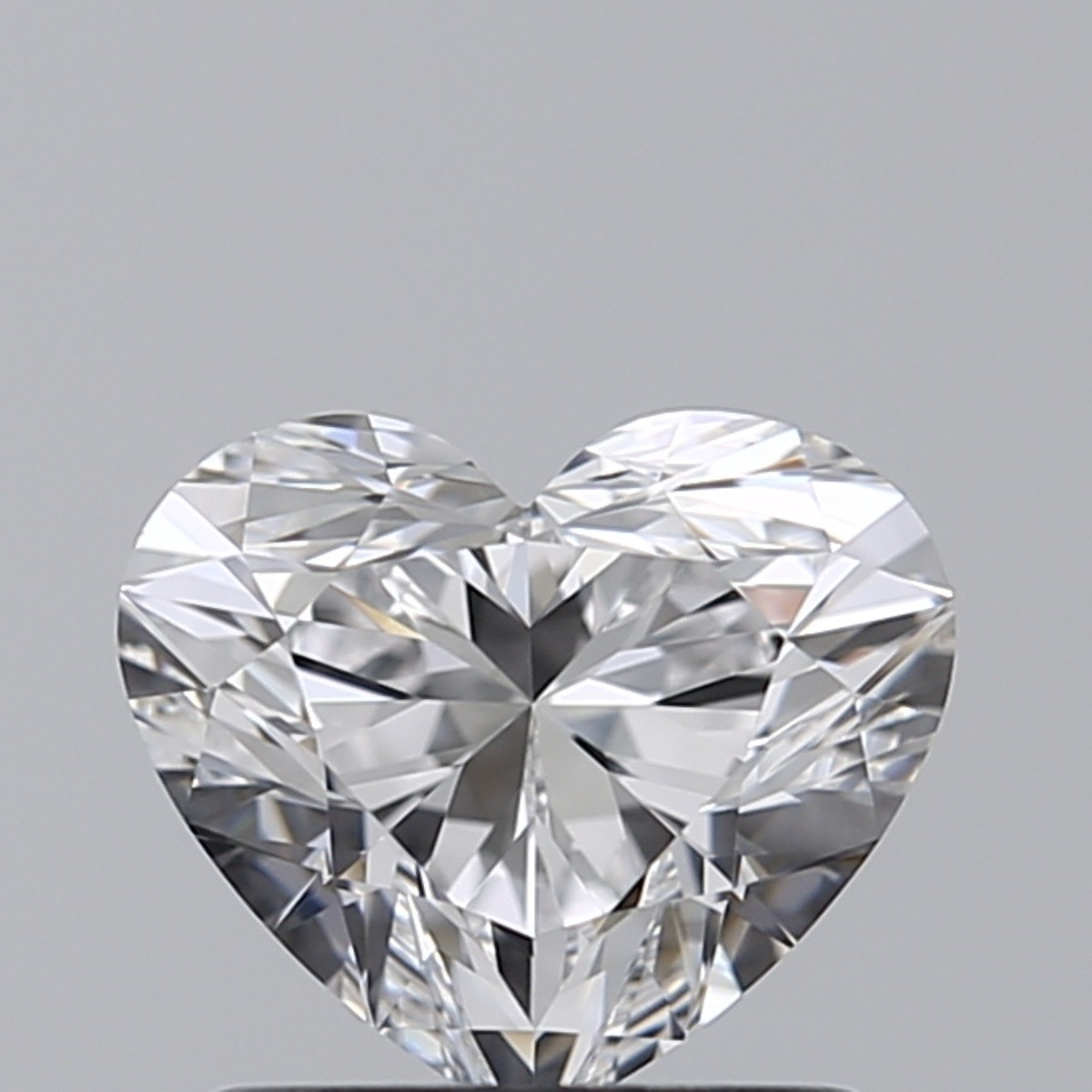 1.02 Carat Heart Diamond (D/VVS2)
