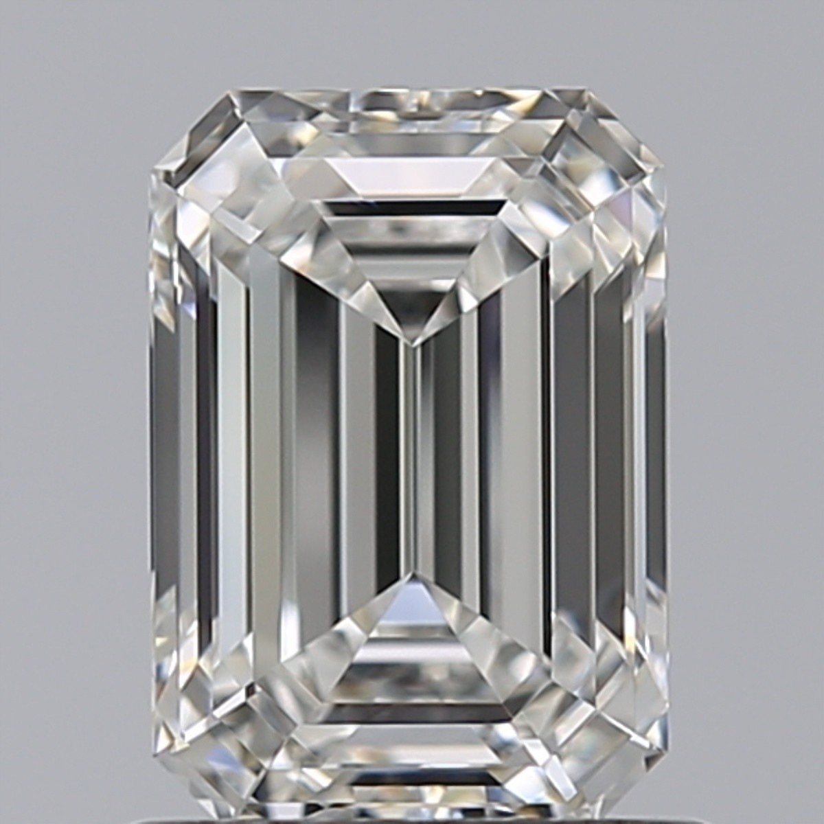 1.05 Carat Emerald Diamond (G/IF)