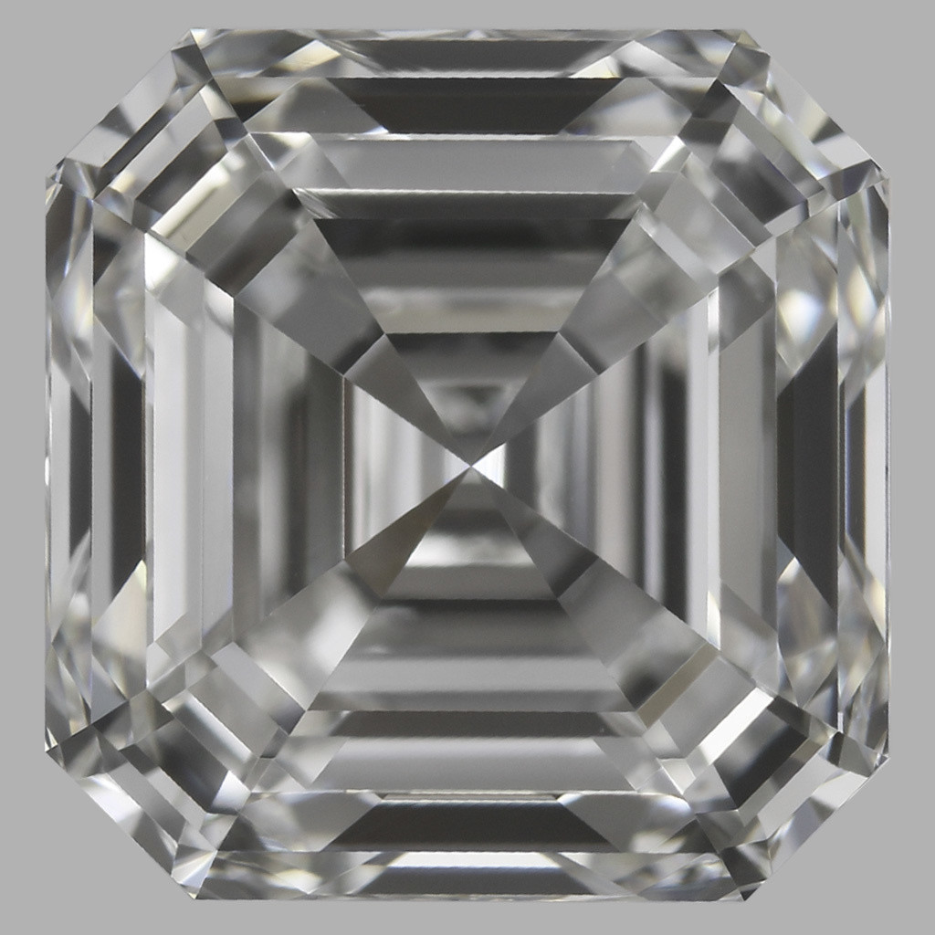 3.01 Carat Asscher Diamond (F/VS1)