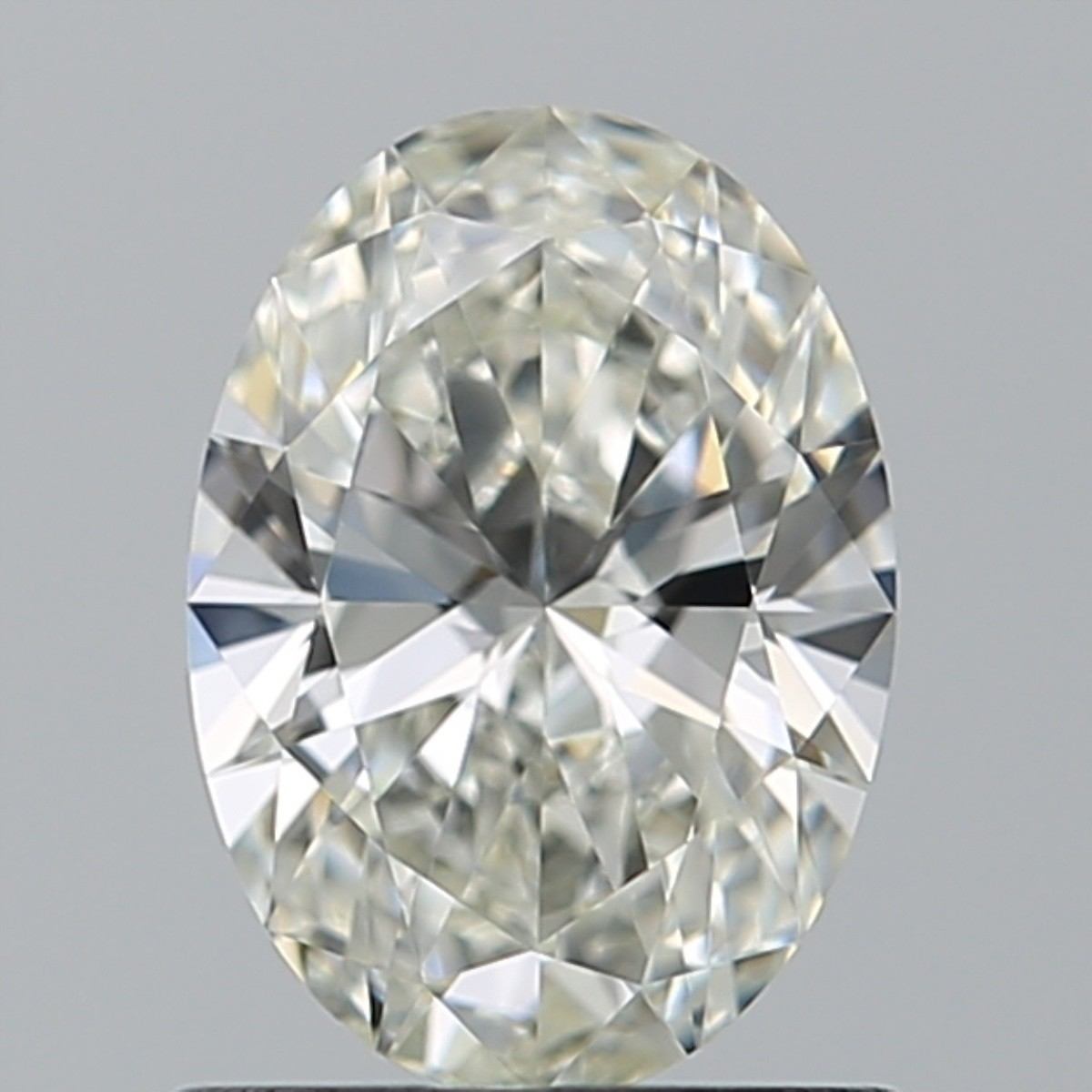 0.80 Carat Oval Diamond (I/VVS1)