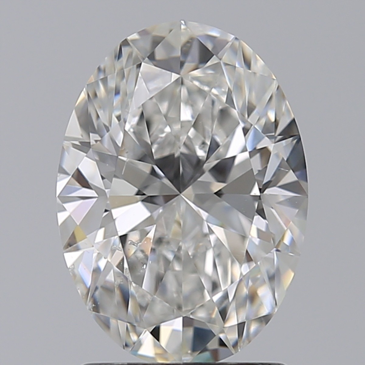 1.72 Carat Oval Diamond (F/SI1)