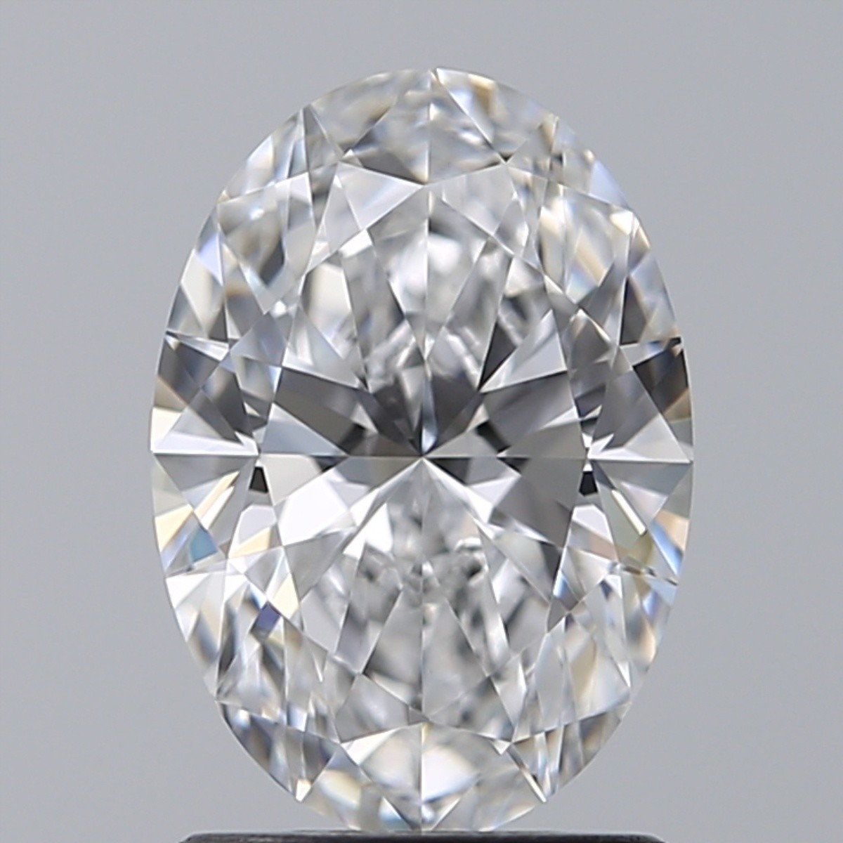 1.28 Carat Oval Diamond (D/VS1)