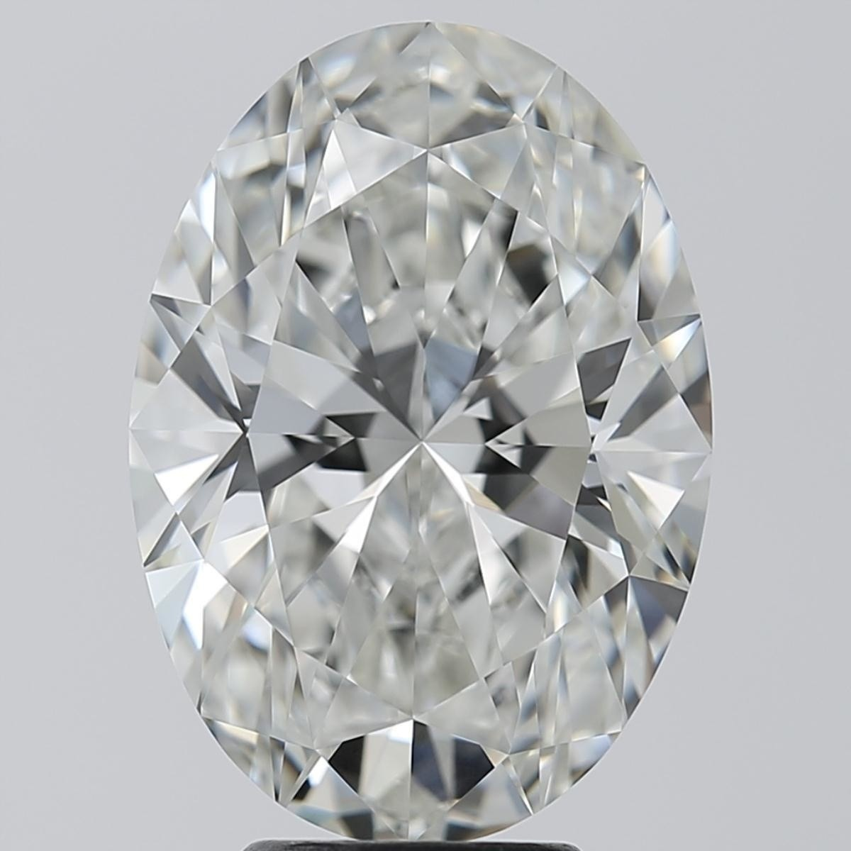 5.15 Carat Oval Diamond (H/VVS1)