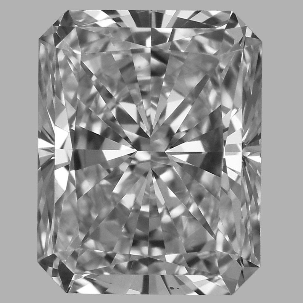 0.78 Carat Radiant Diamond (D/VS1)