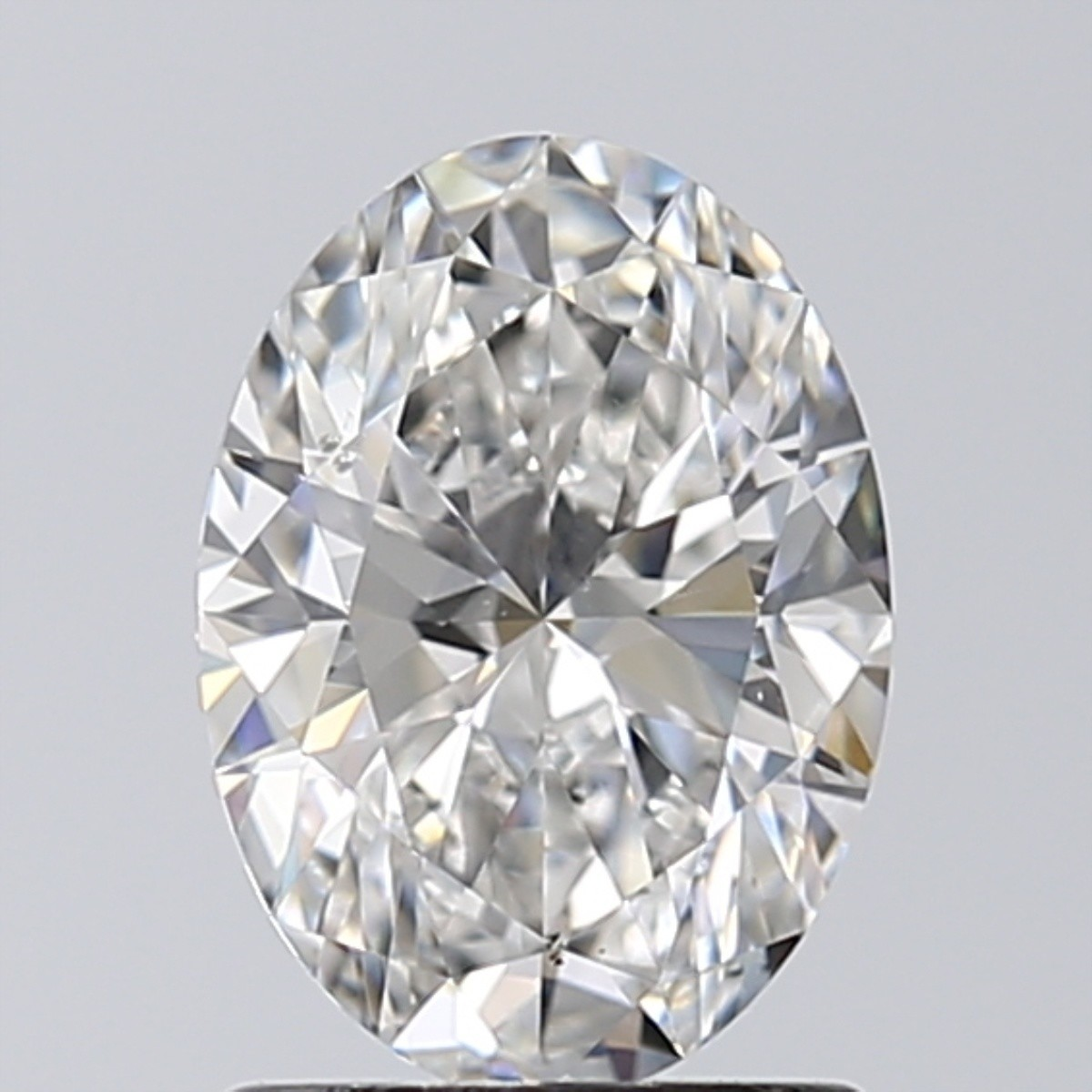 1.28 Carat Oval Diamond (G/SI1)