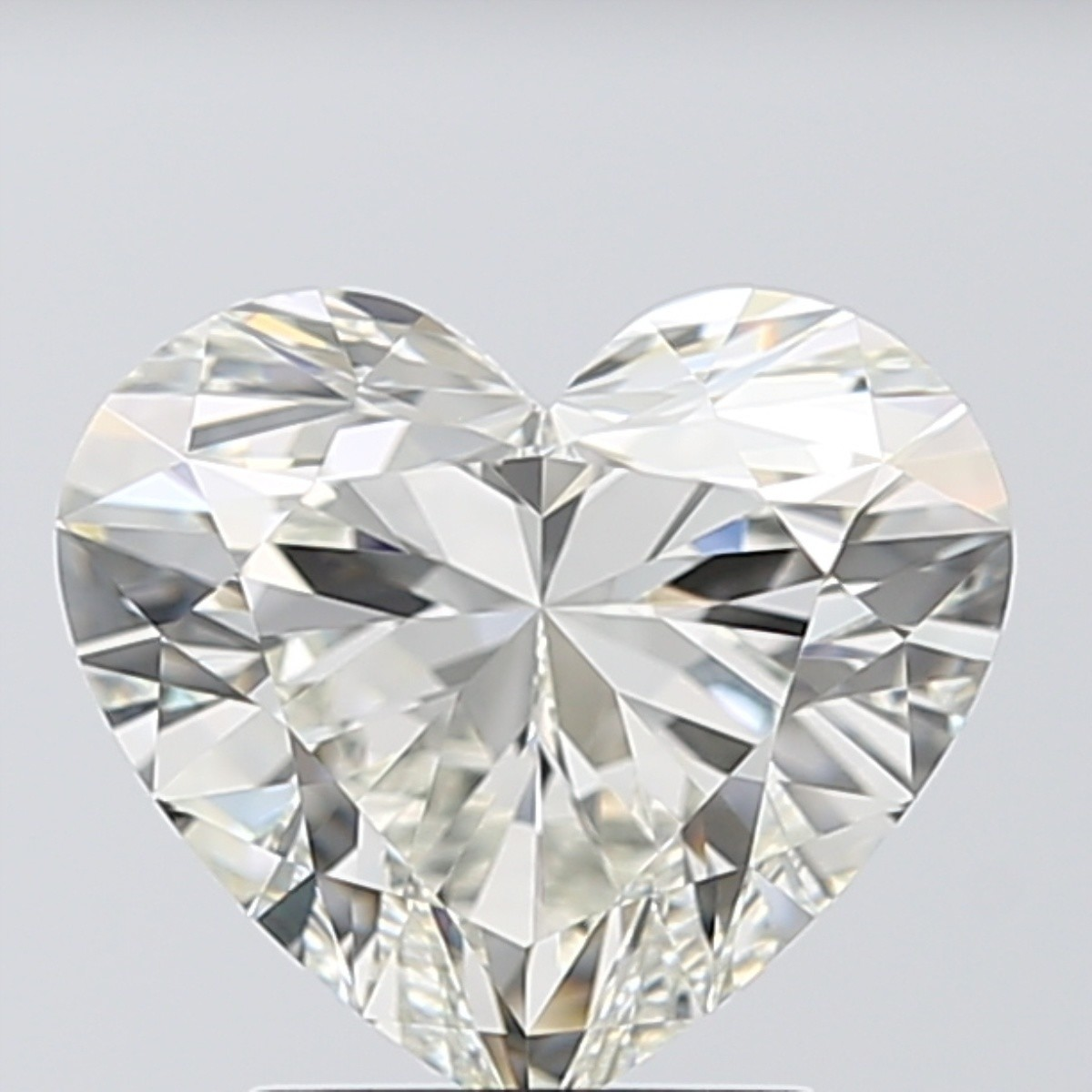 2.25 Carat Heart Diamond (J/VVS2)