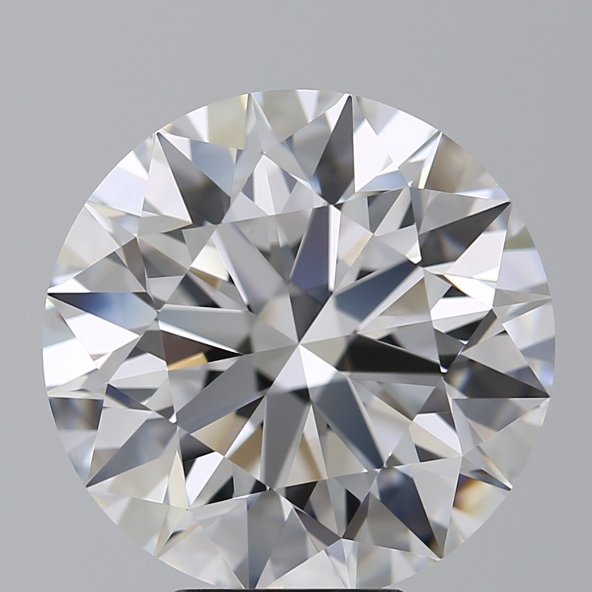 7.04 Carat Round Brilliant Diamond (D/FL)