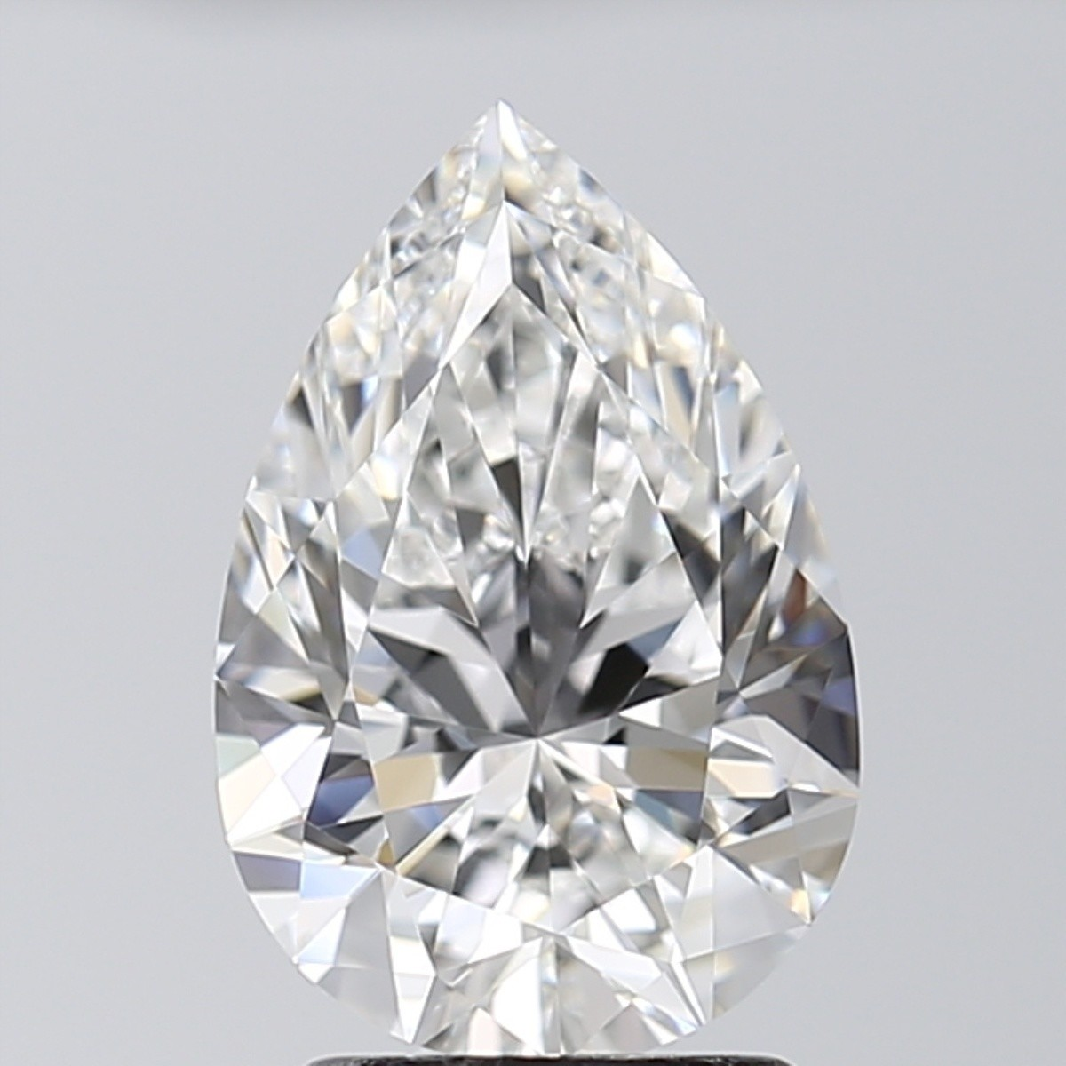 2.21 Carat Pear Diamond (F/FL)