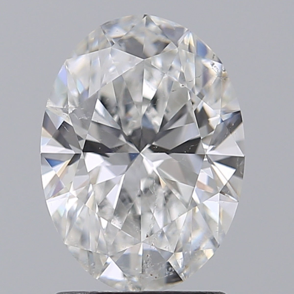 1.70 Carat Oval Diamond (E/SI2)