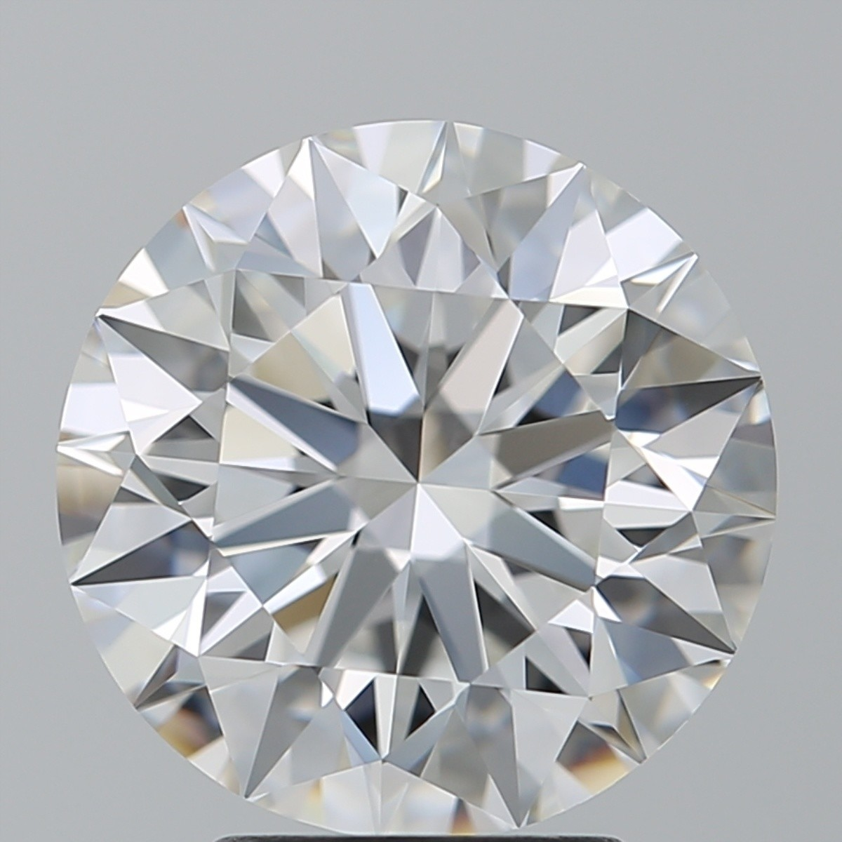 3.63 Carat Round Brilliant Diamond (E/IF)