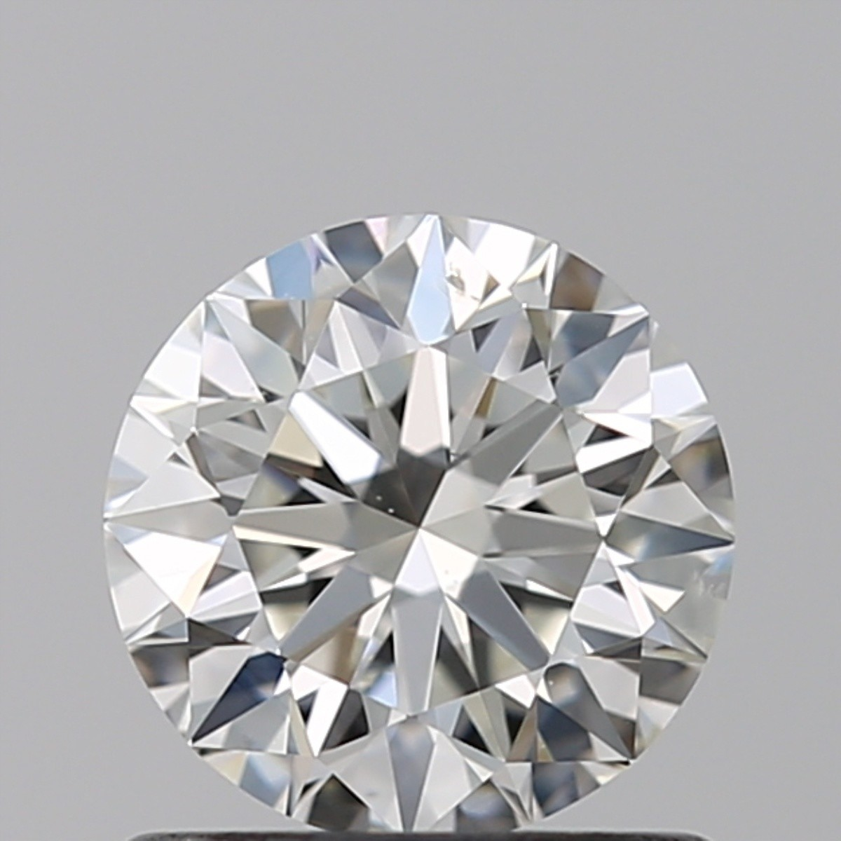 0.80 Carat Round Brilliant Diamond (H/SI1)