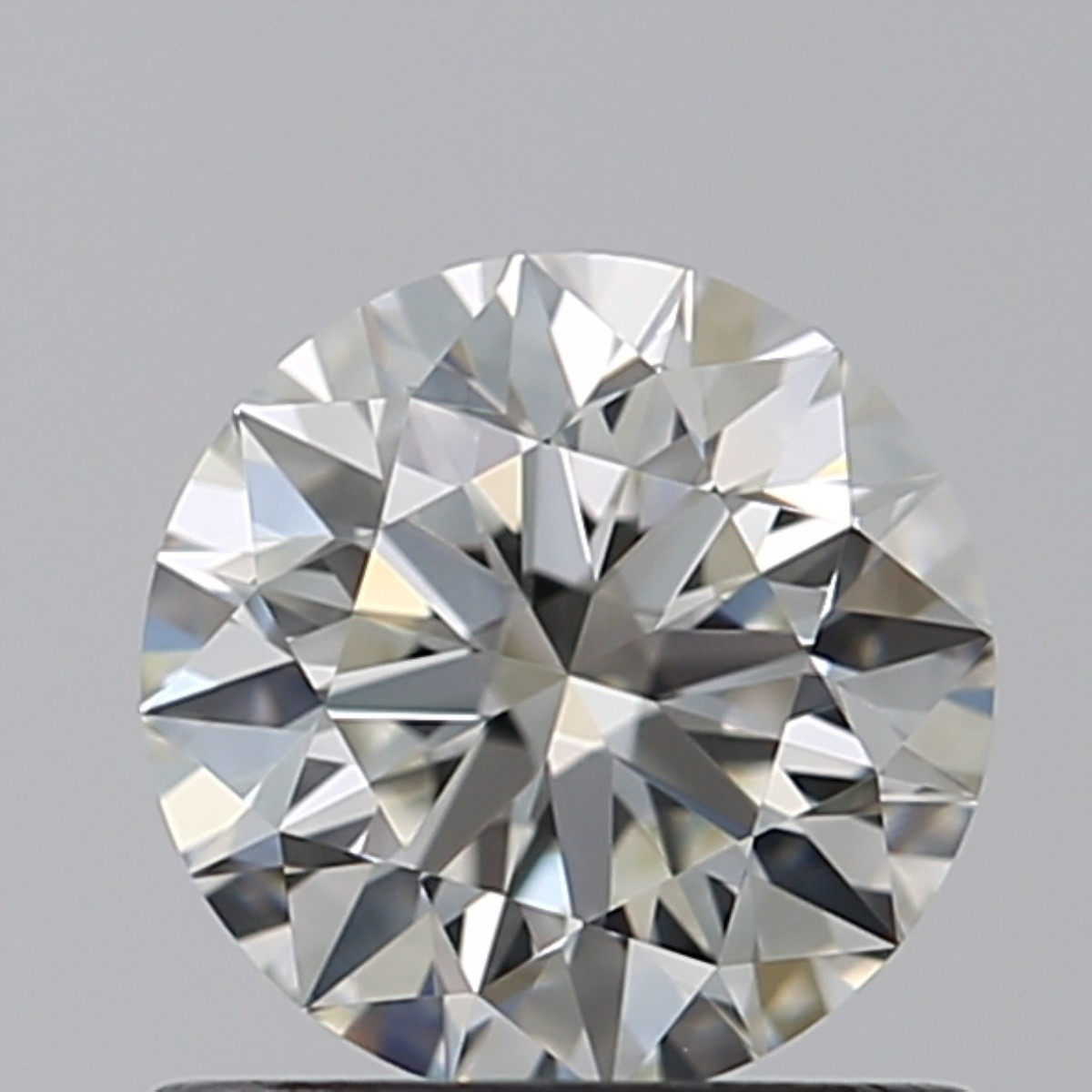 0.77 Carat Round Brilliant Diamond (I/VVS2)