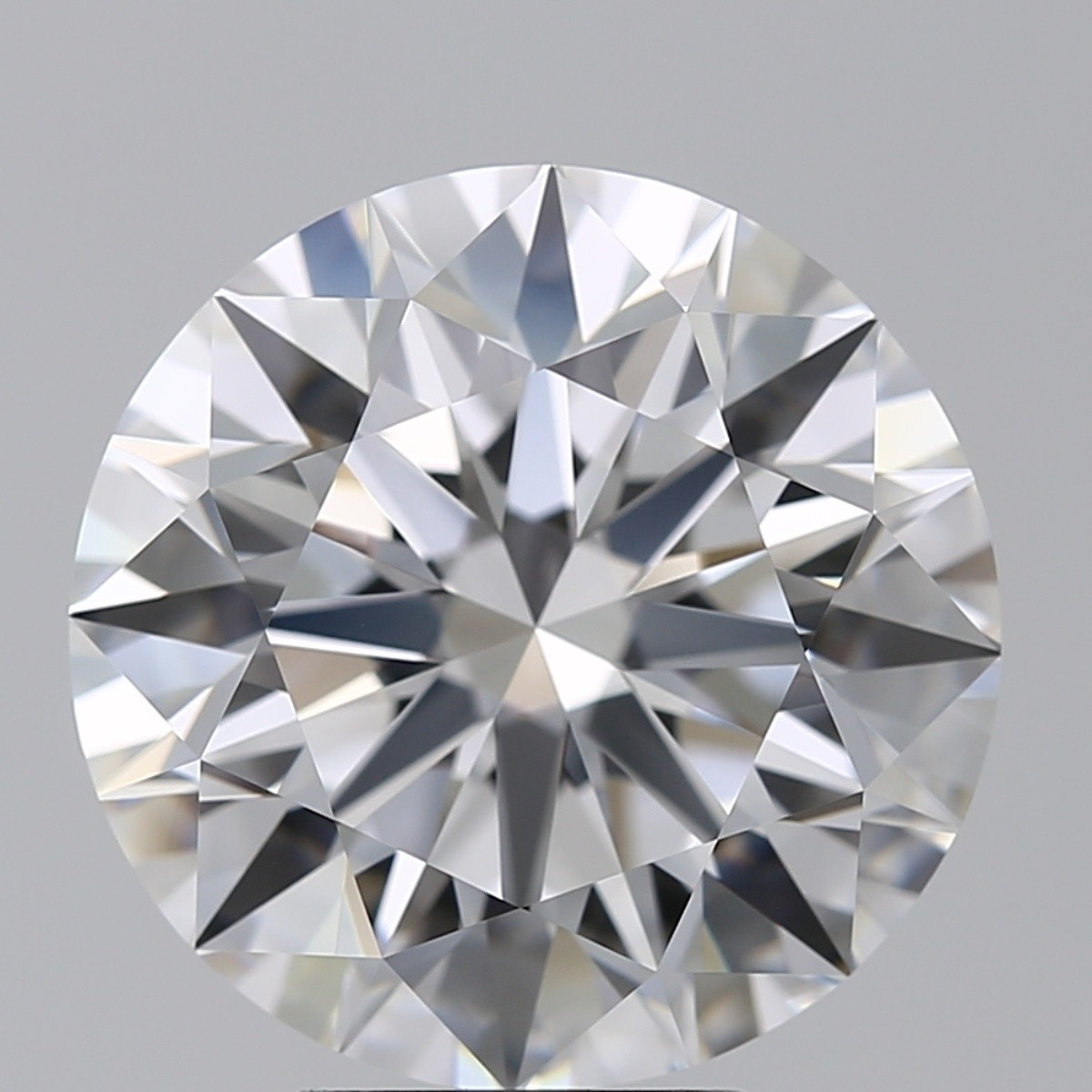 5.46 Carat Round Brilliant Diamond (D/FL)