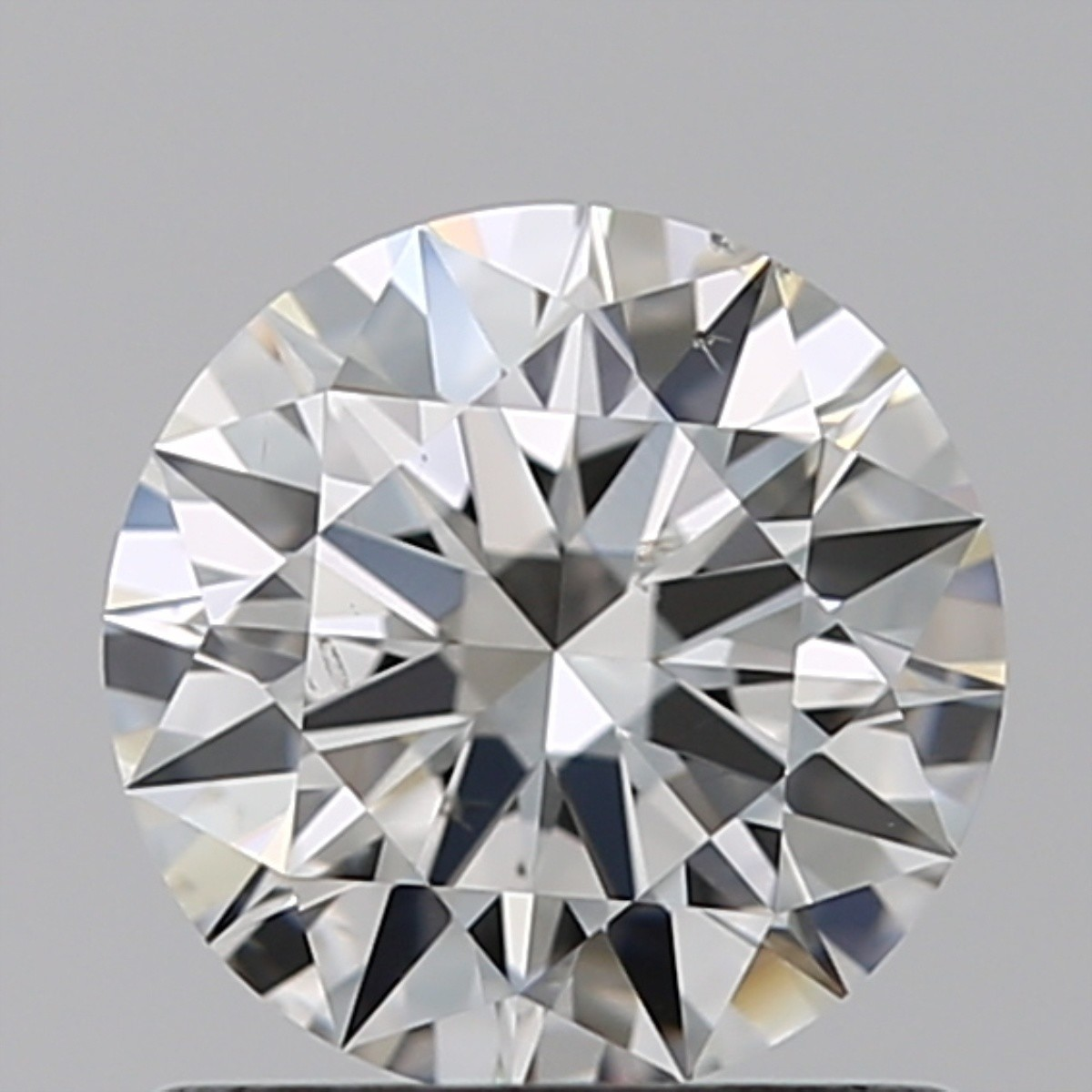 0.81 Carat Round Brilliant Diamond (I/SI1)