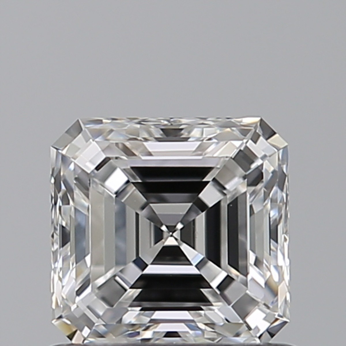 0.75 Carat Asscher Diamond (D/VS1)