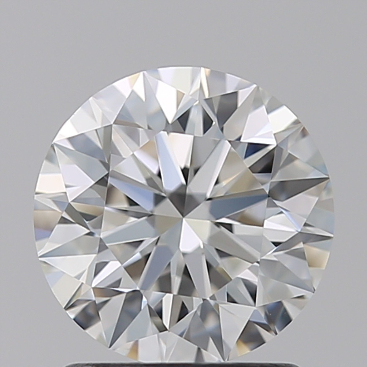 1.35 Carat Round Brilliant Diamond (F/IF)