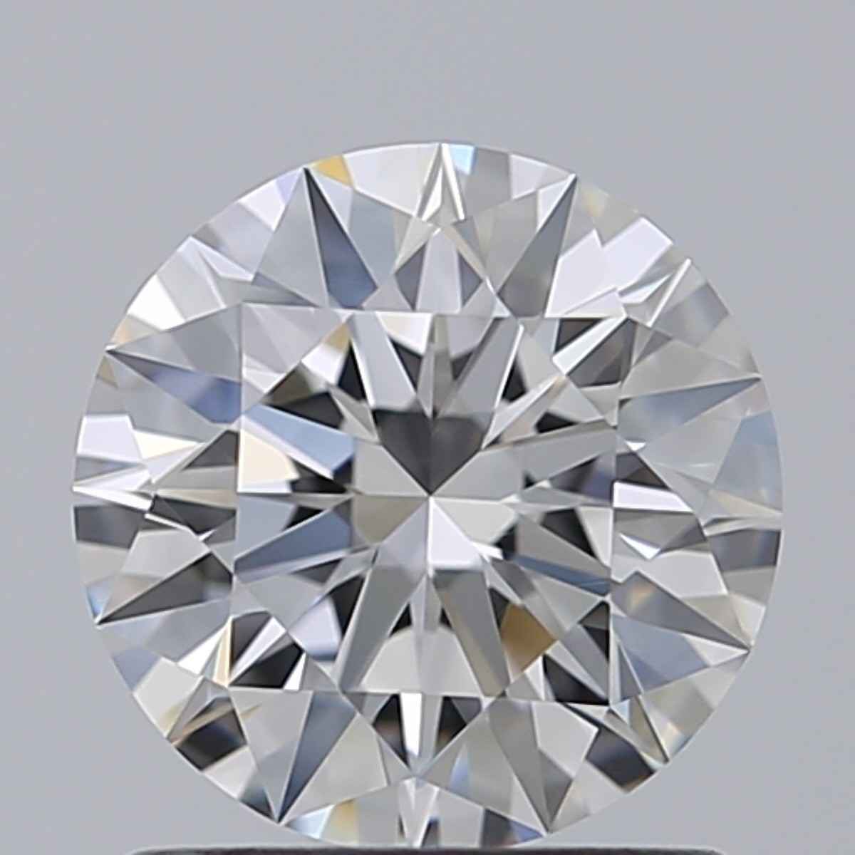 1.10 Carat Round Brilliant Diamond (F/VVS1)