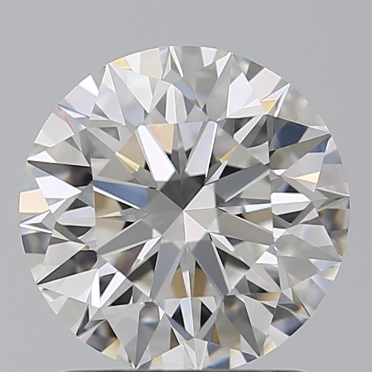 1.52 Carat Round Brilliant Diamond (F/VVS1)