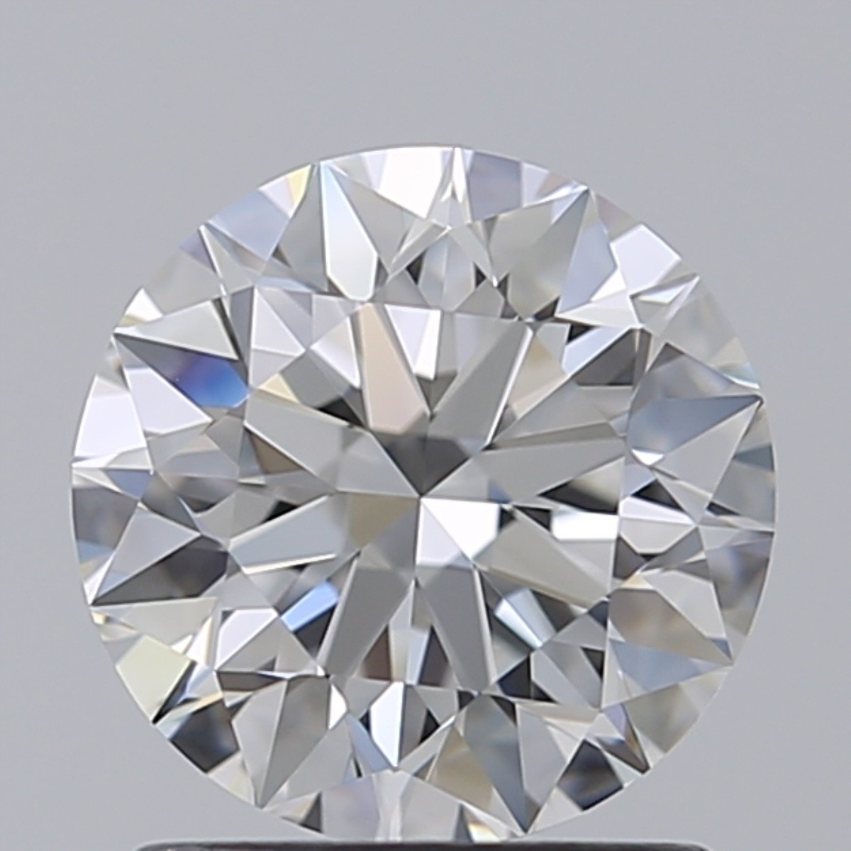 1.28 Carat Round Brilliant Diamond (F/VVS1)