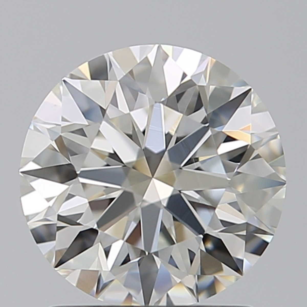 1.33 Carat Round Brilliant Diamond (H/VS1)