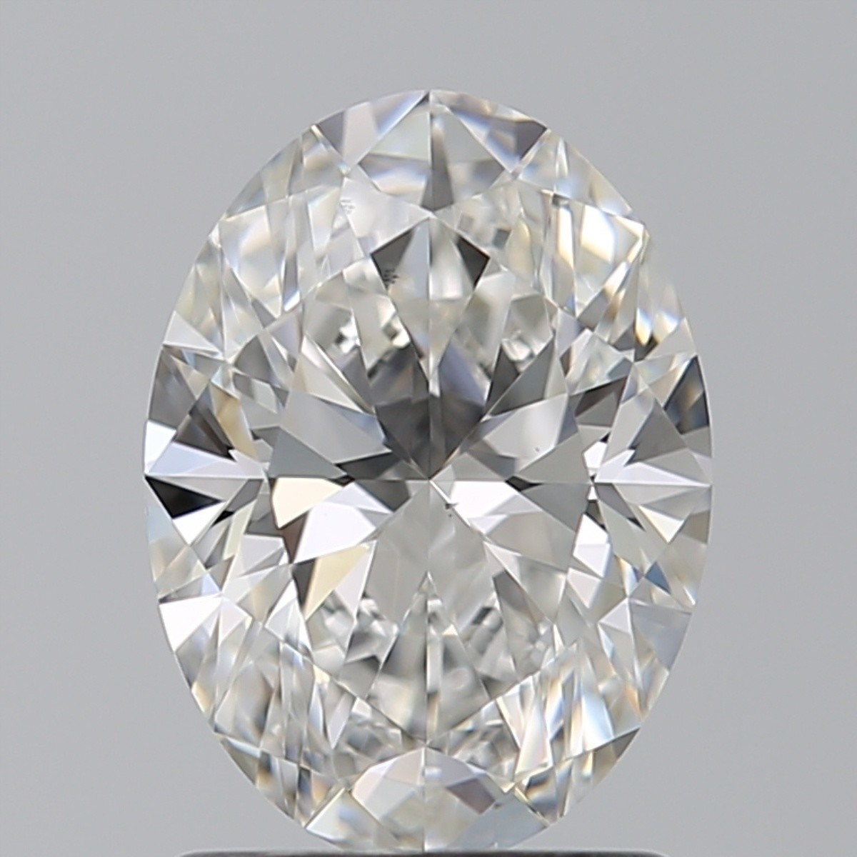 1.40 Carat Oval Diamond (F/VS1)