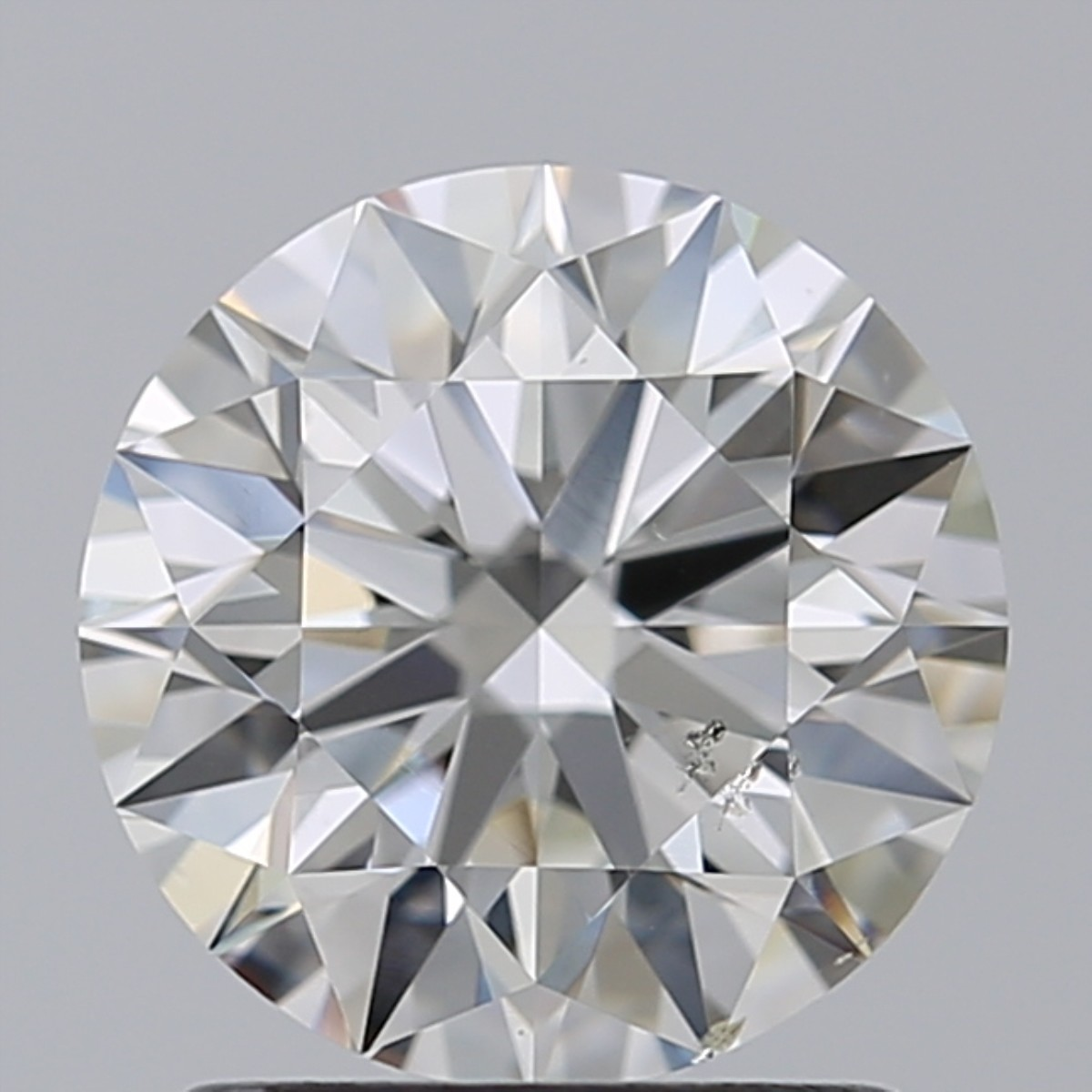1.52 Carat Round Brilliant Diamond (H/SI1)