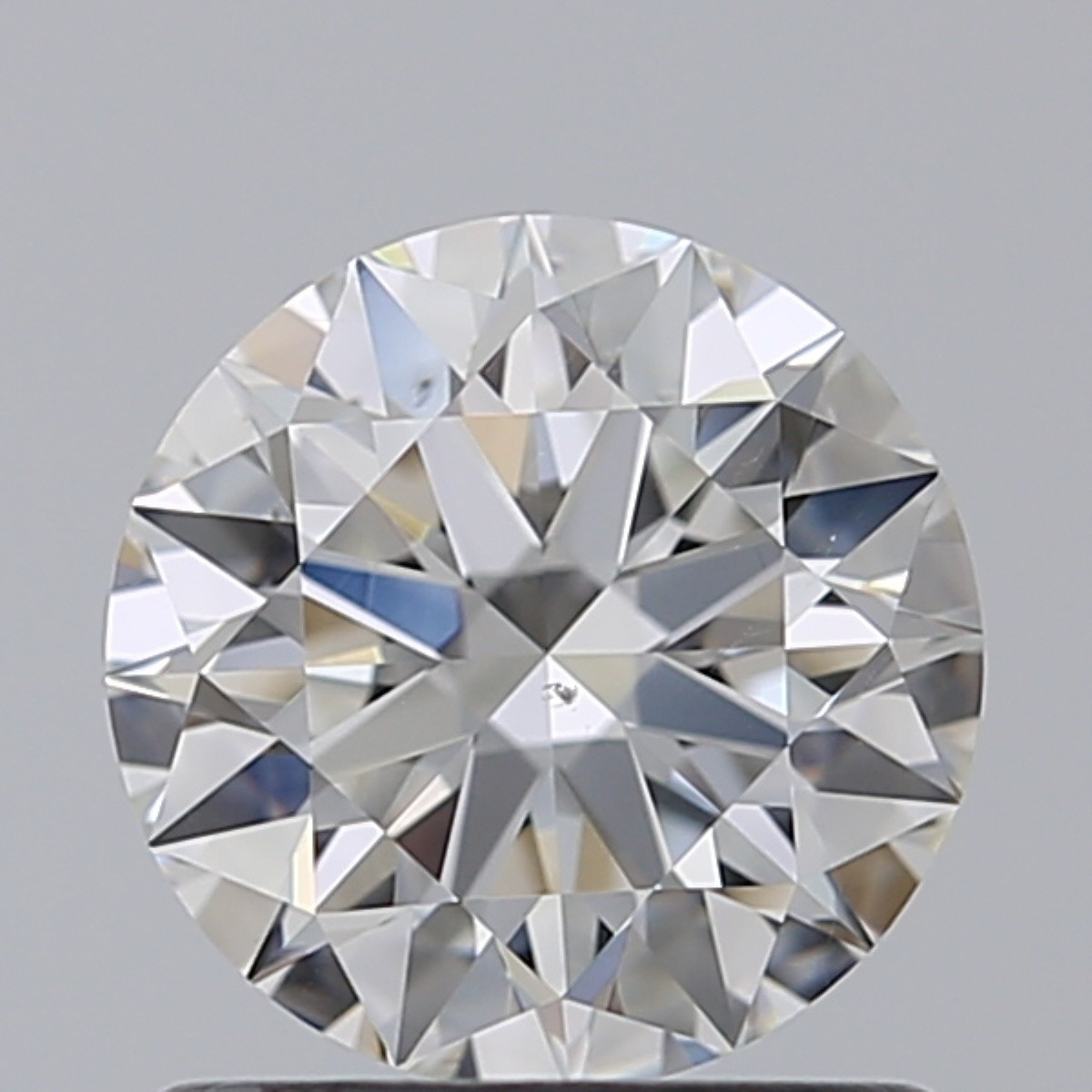 1.03 Carat Round Brilliant Diamond (G/SI1)