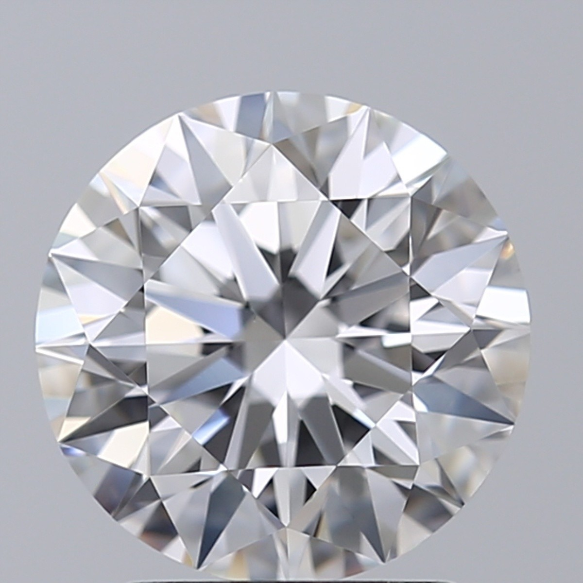 2.00 Carat Round Brilliant Diamond (D/VVS2)