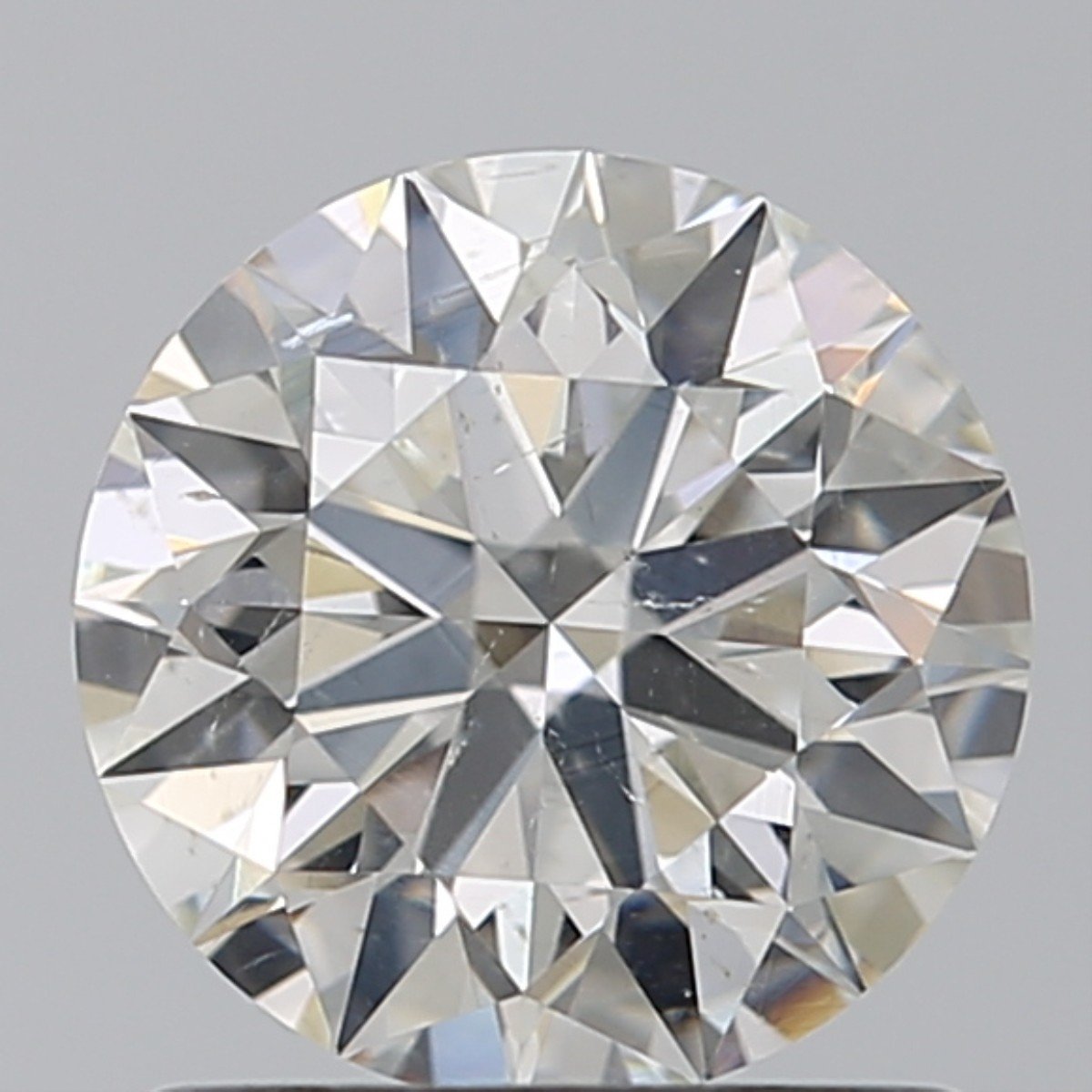 1.02 Carat Round Brilliant Diamond (H/SI1)